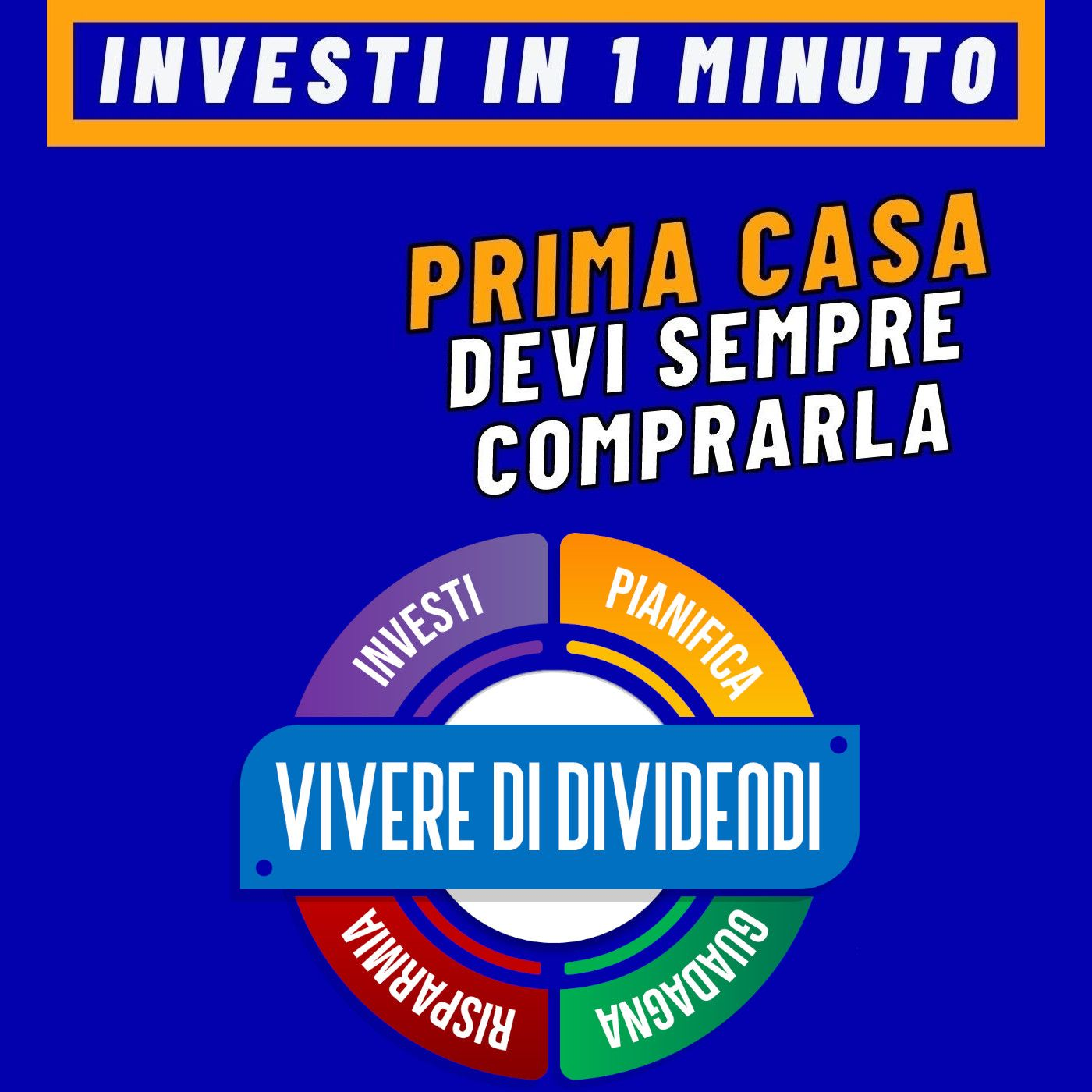 LA PRIMA CASA VA SEMPRE COMPRATA ma in ottica investimento  #shorts