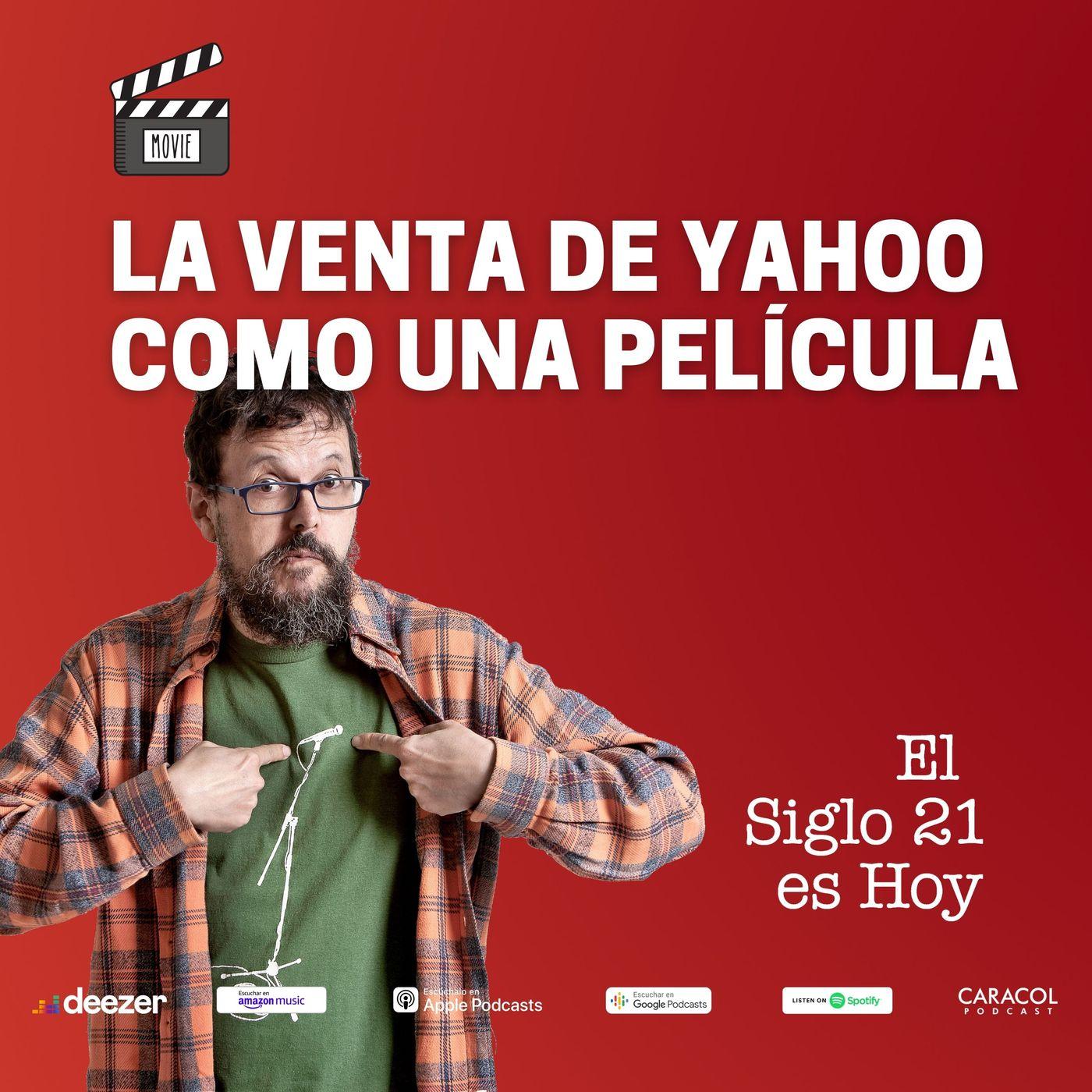 La venta de Yahoo explicada como una película