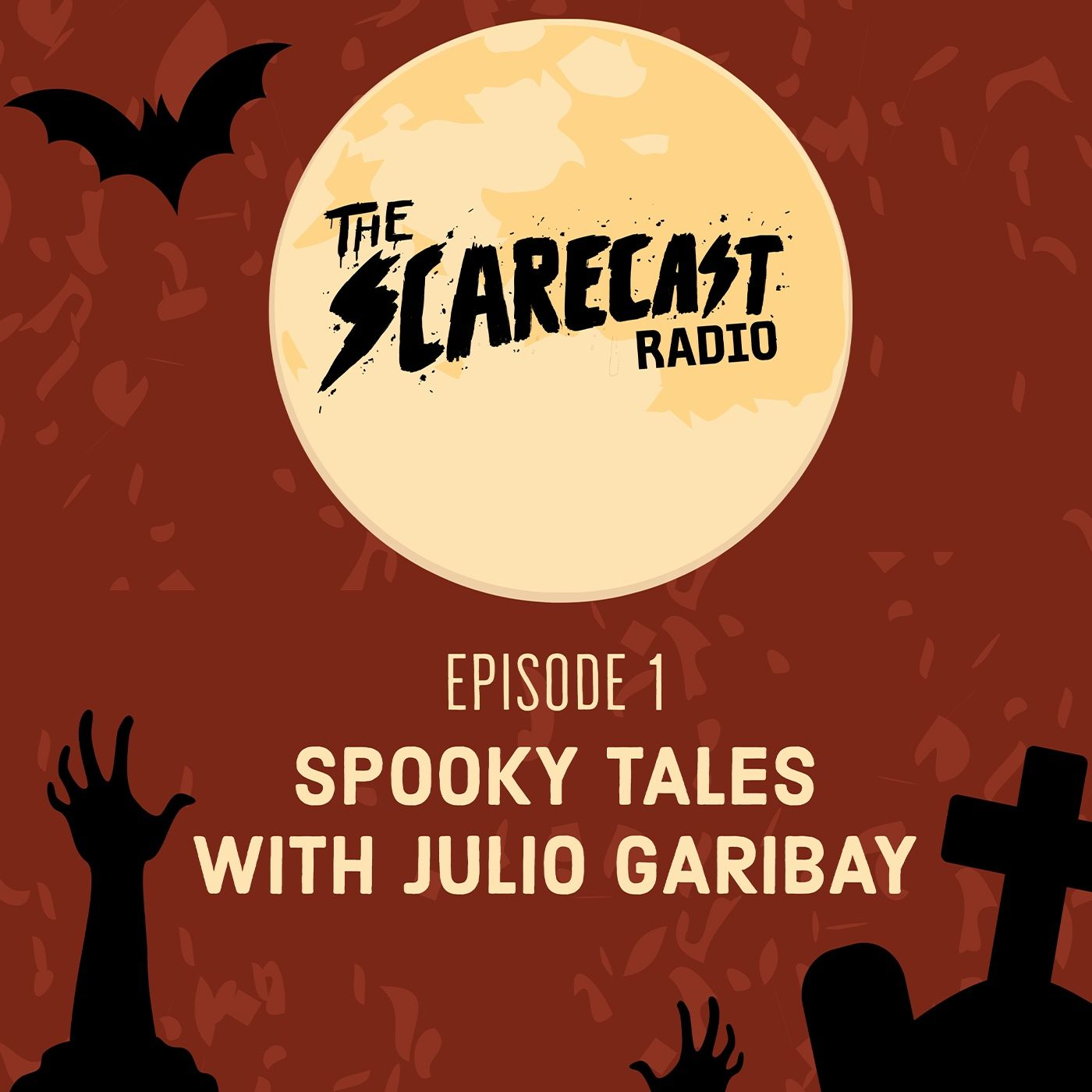 TSR E1: Spooky Tales with Julio Garibay (Ghost Tour In New Orleans & Strange Calls)