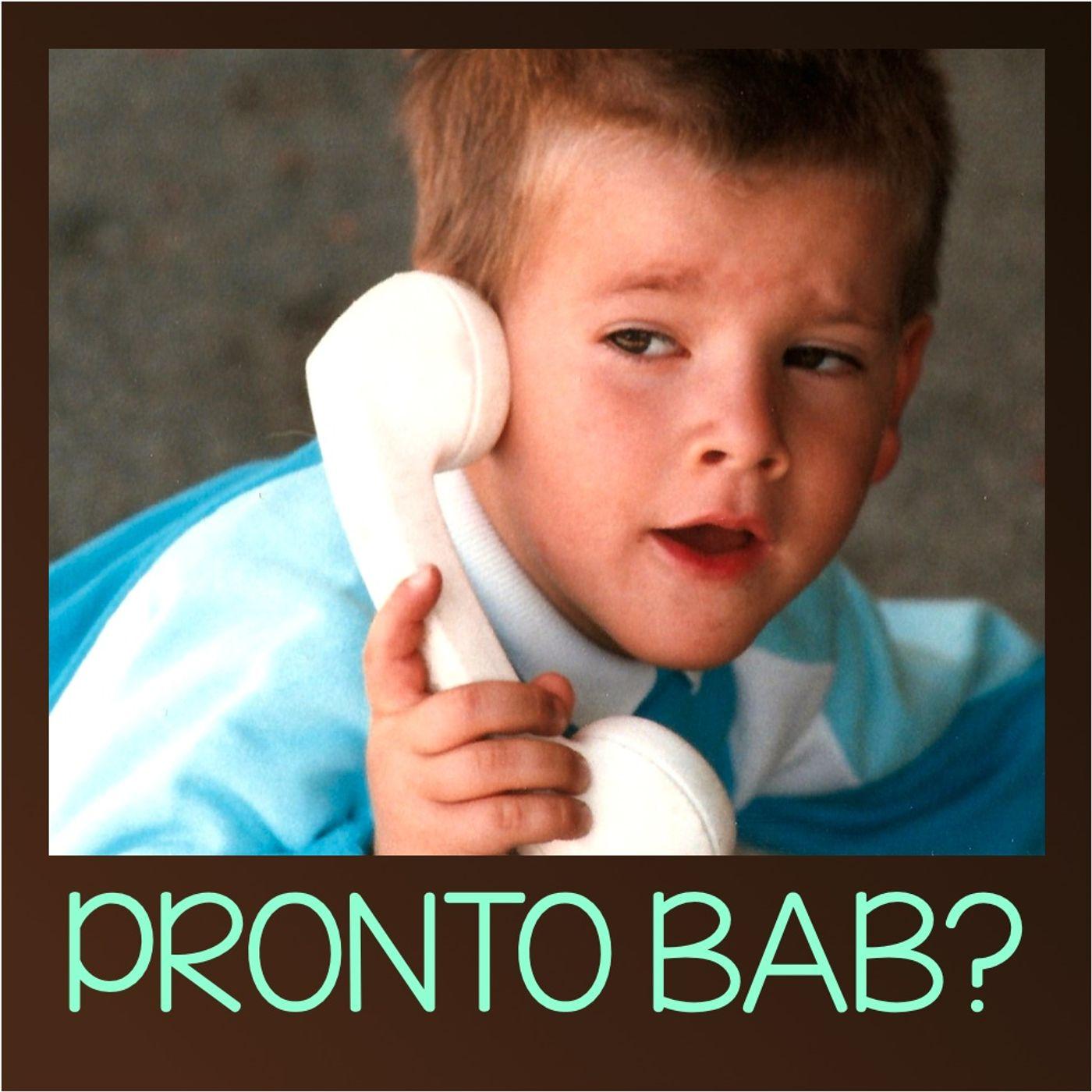 - PRONTO BAB? - Stefania Belmondo