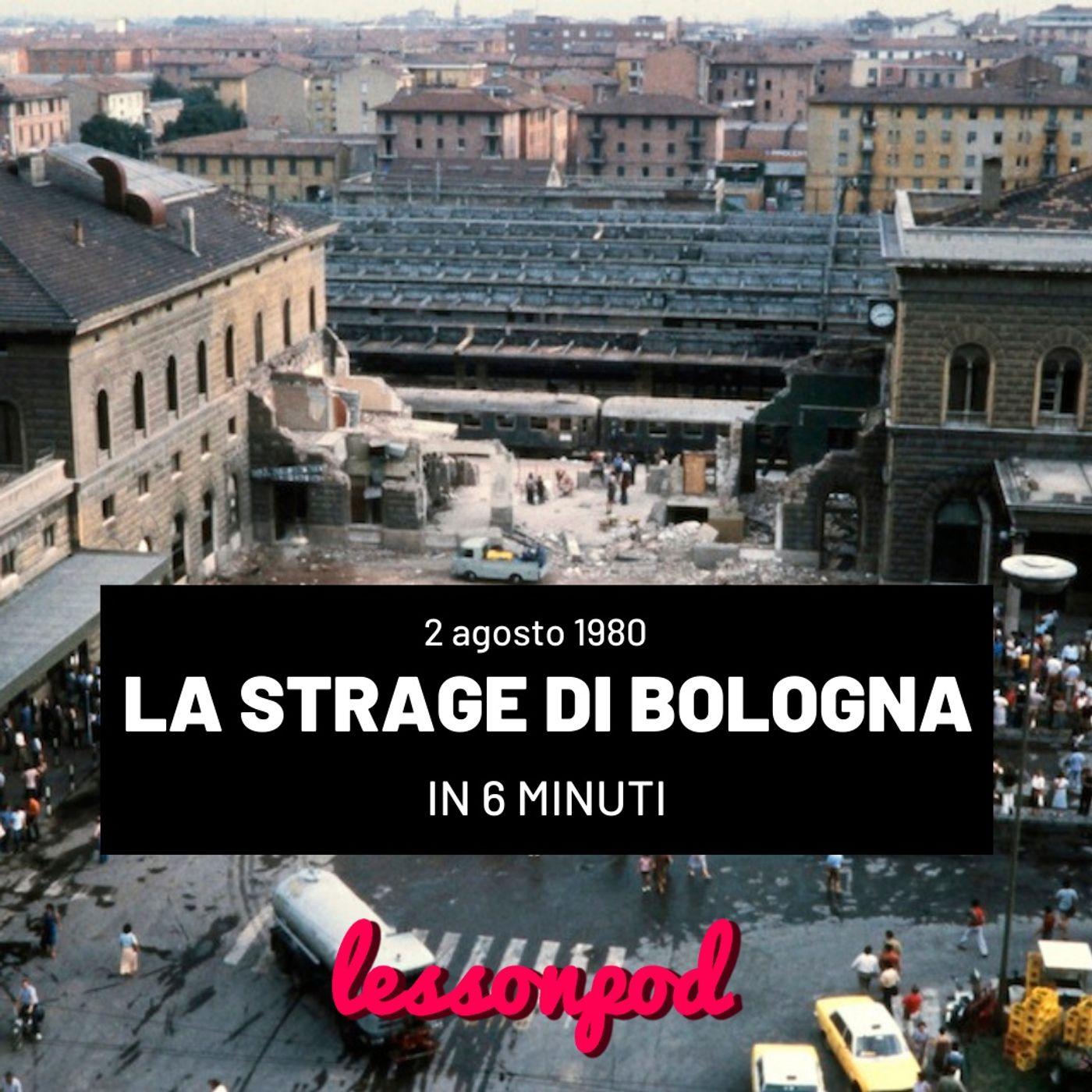 2 agosto 1980, la strage di Bologna in 6 minuti