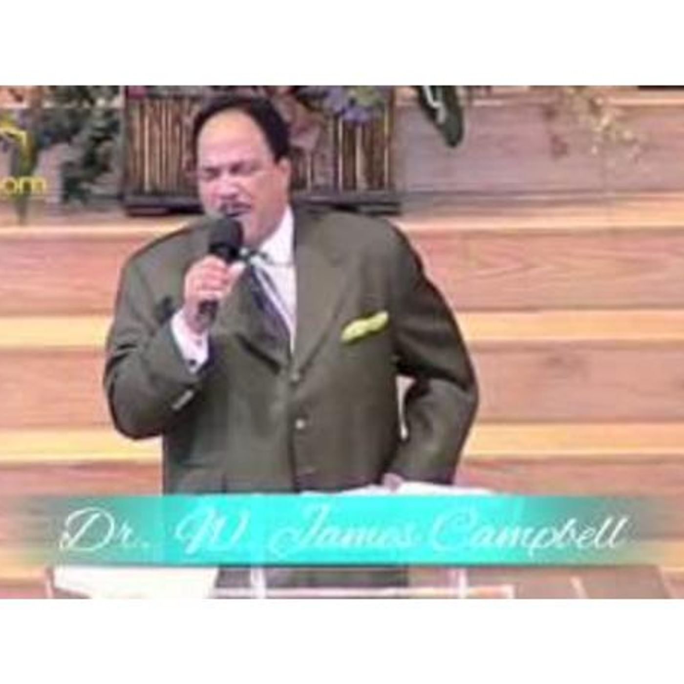 Bishop Willie James Campbell Recorded Message
