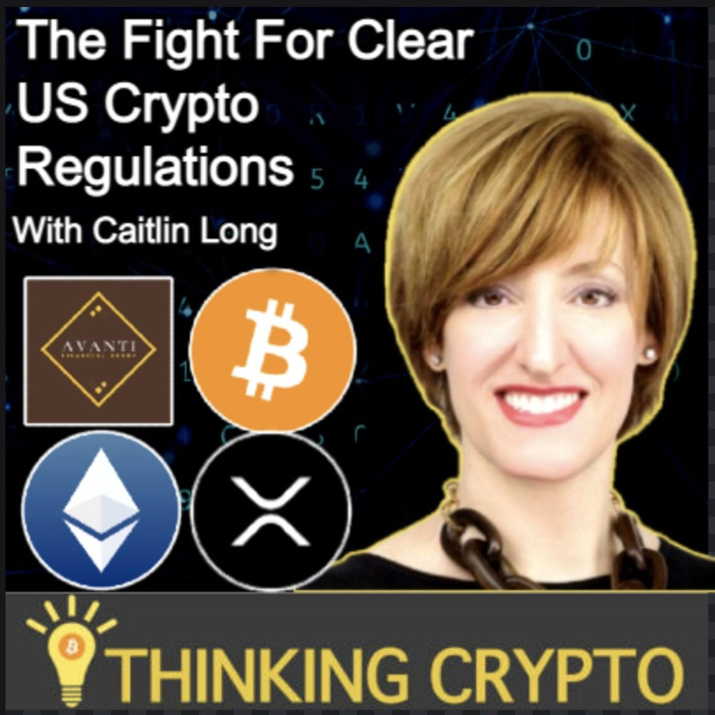 Caitlin Long Interview - Avanti Bank & The Fed - US Crypto Regulations - Bitcoin ETF, Gary Gensler SEC Ripple XRP
