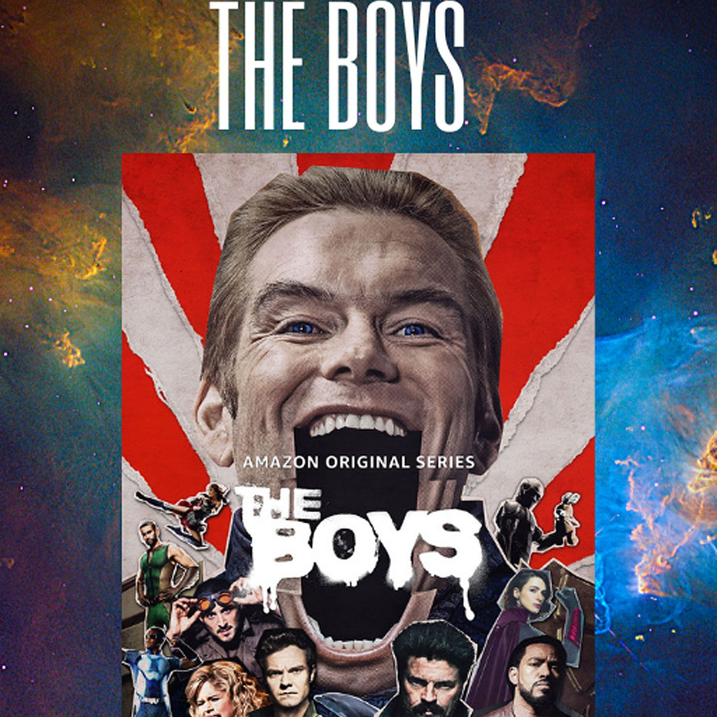 The Boys Season Two