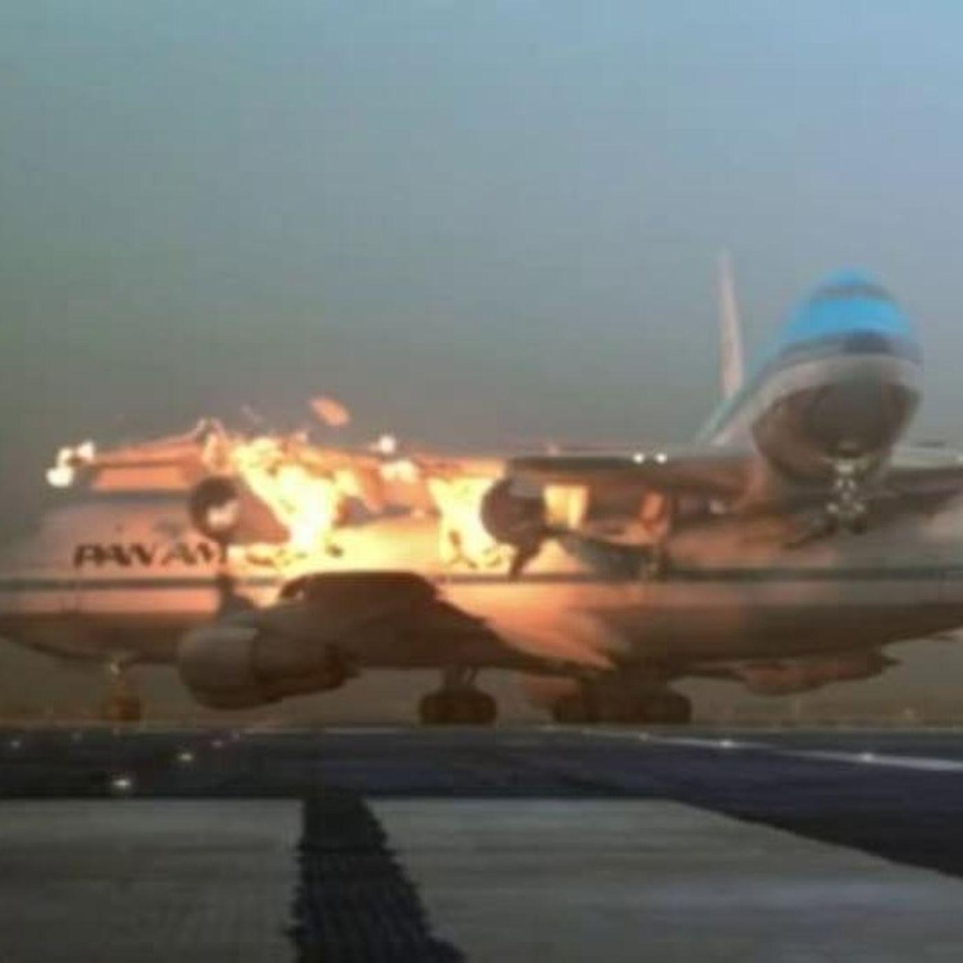 Incomprensione fatale - Voli PanAm 1736 & KLM 4805