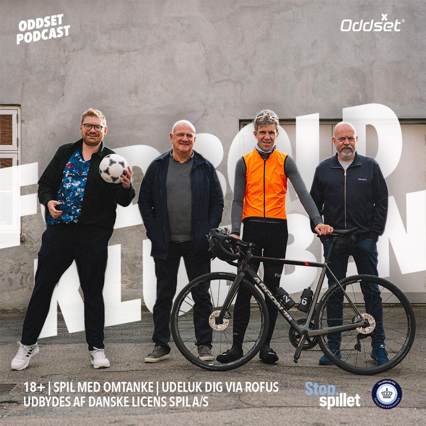 Afsnit 28 - Med Chris Anker Sørensen og Flemming Toft