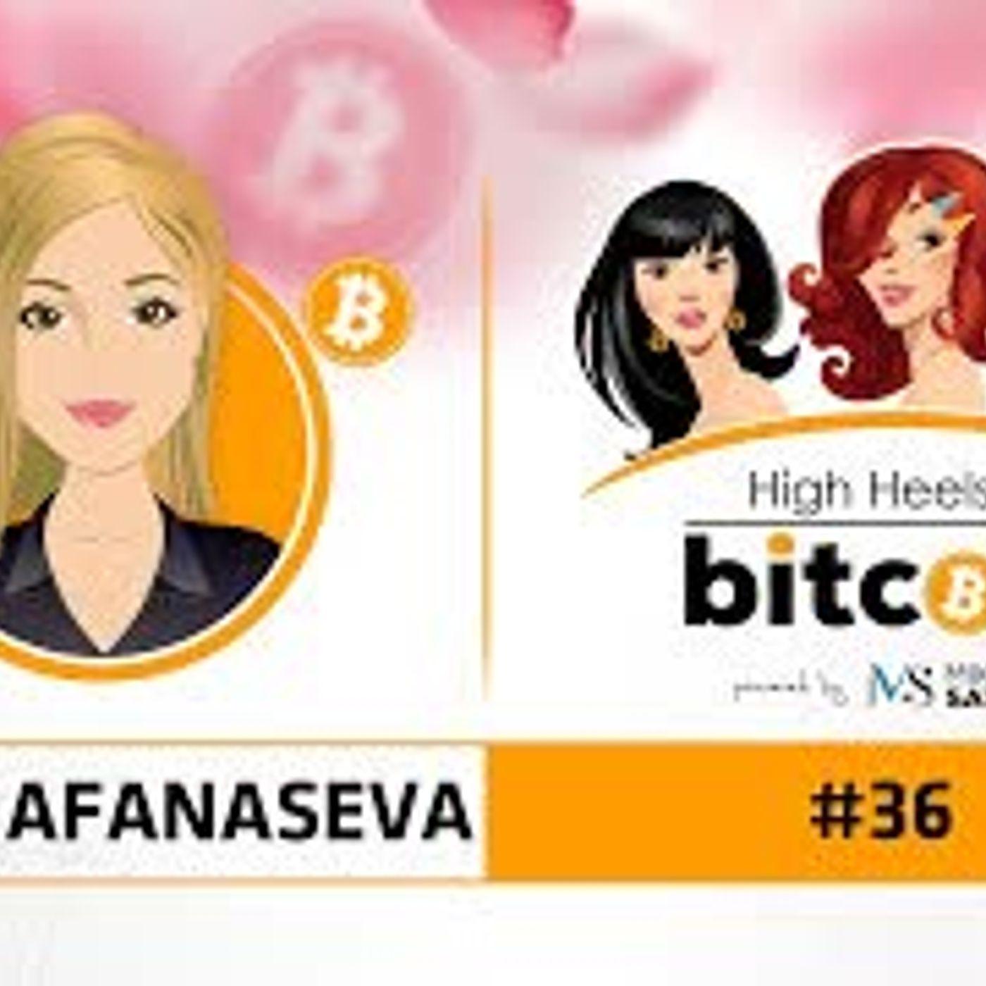 High Heels of Bitcoin #36 | Alena Afanaseva (CEO Beincrypto.com)