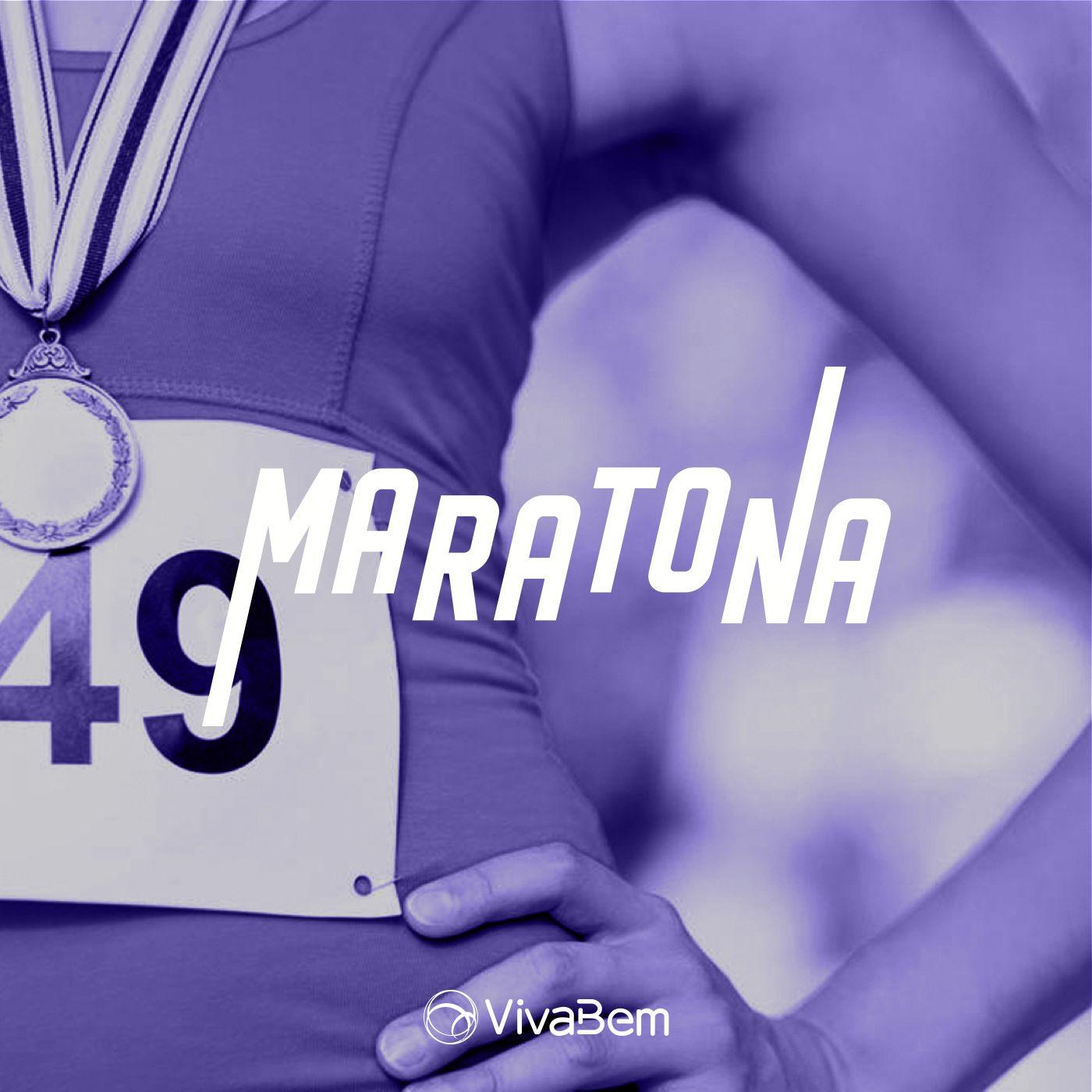 #8: 42 km de angústias, concentração, dores, autoconfiança e superação