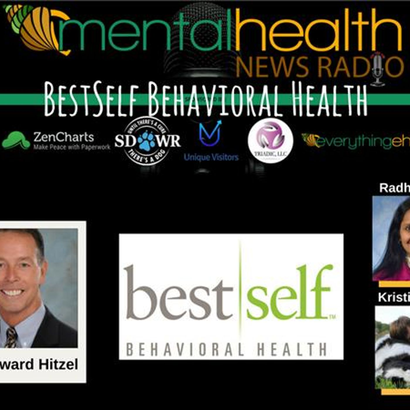 Mental Health News Radio - BestSelf Behavioral Health with Dr. Howard Hitzel