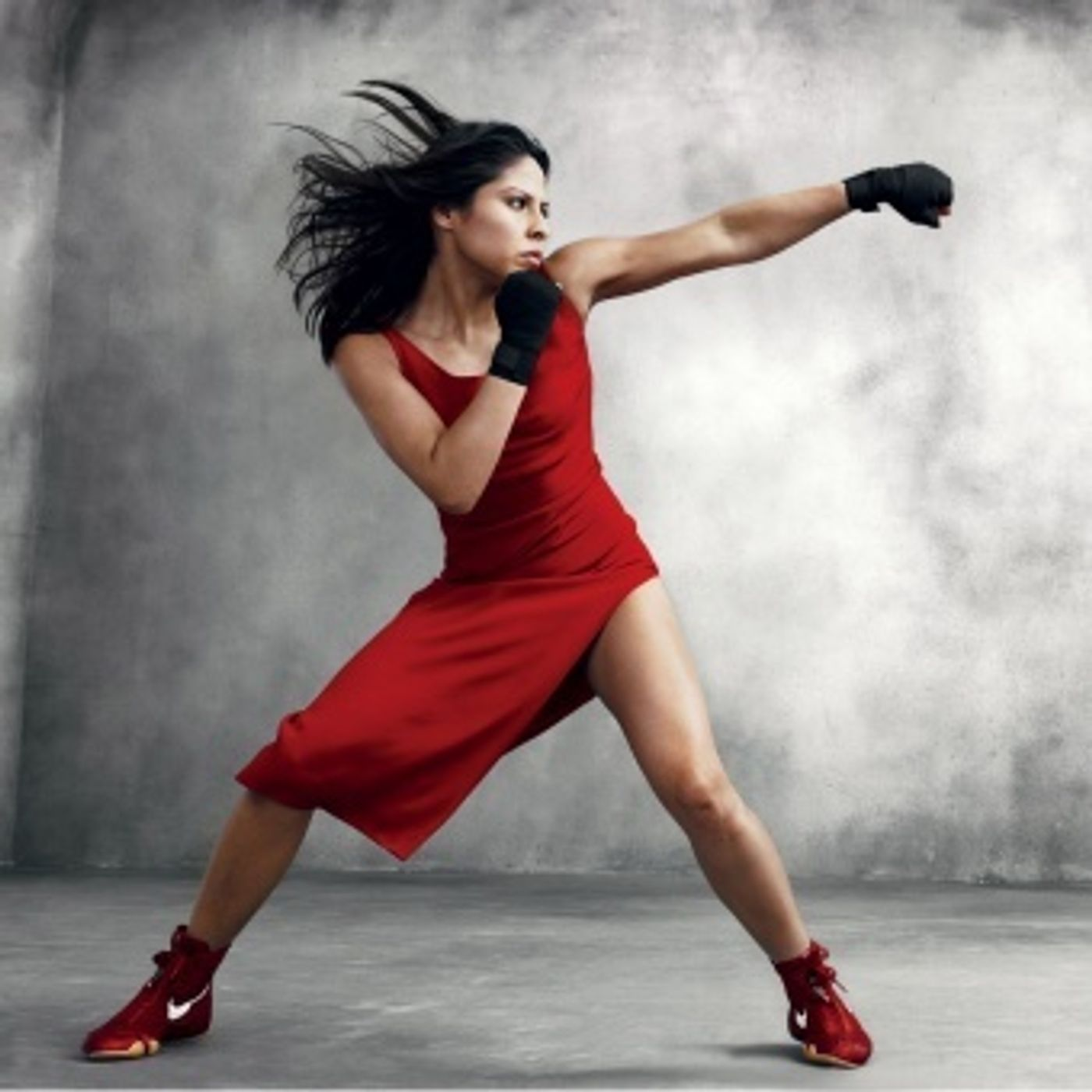 Olympic Boxing Medalist Marlen Esparza