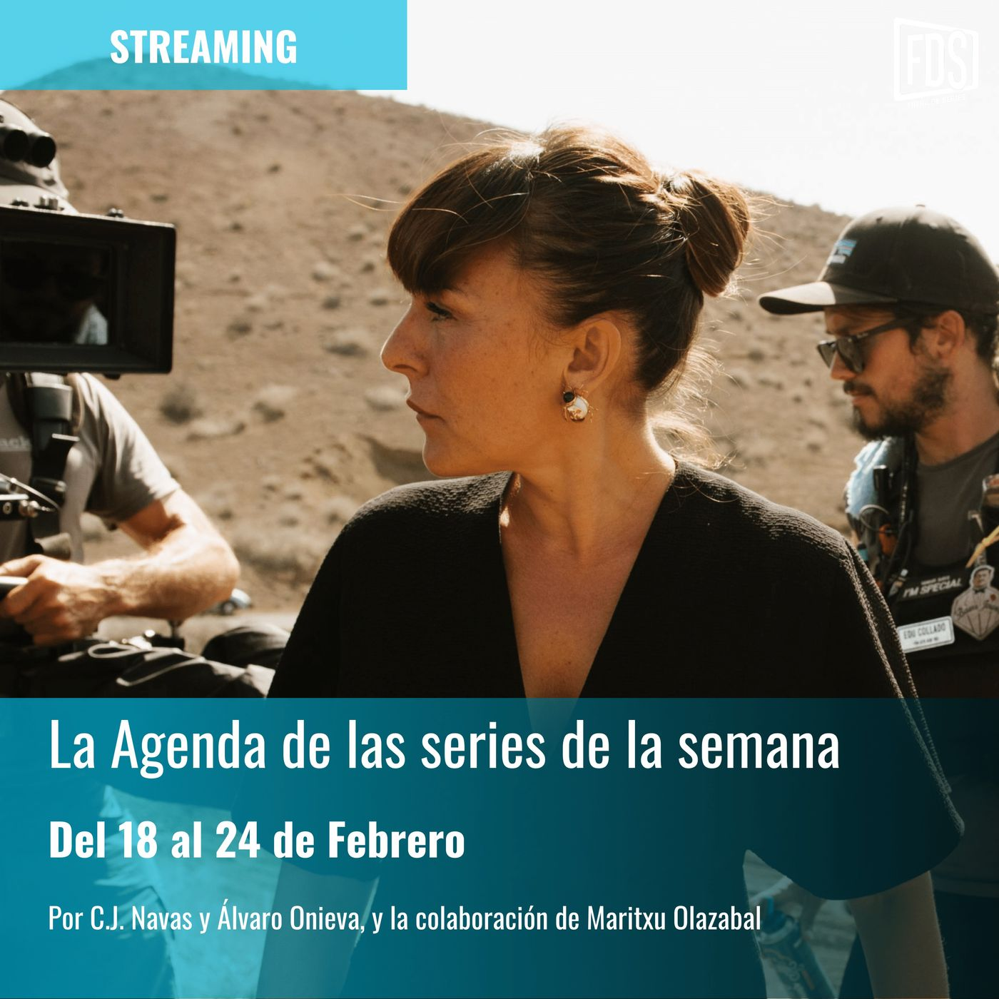Streaming: Agenda de Series del 18 al 24 de febrero