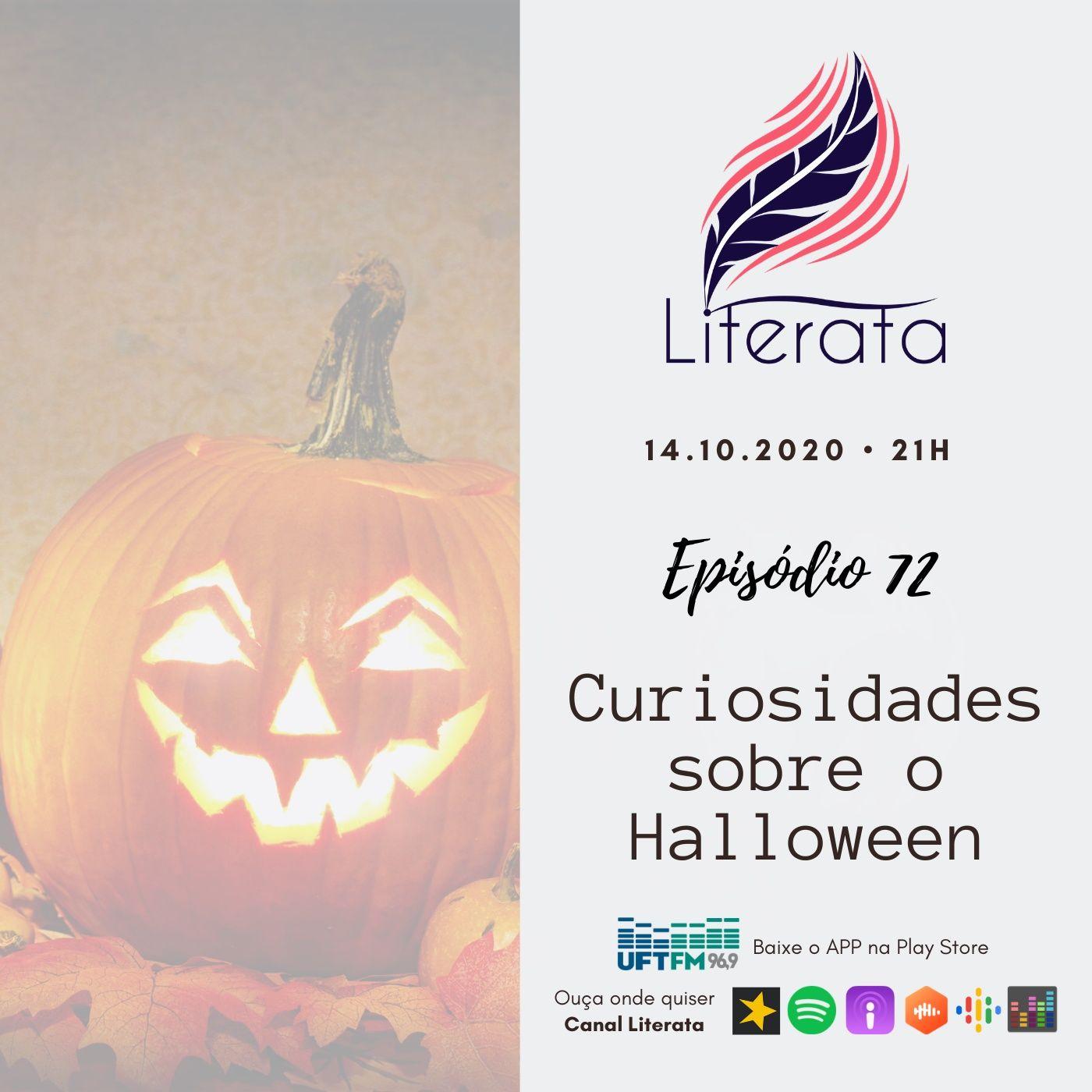 #072 - Outubro Dark Literata - Curiosidades sobre o Halloween