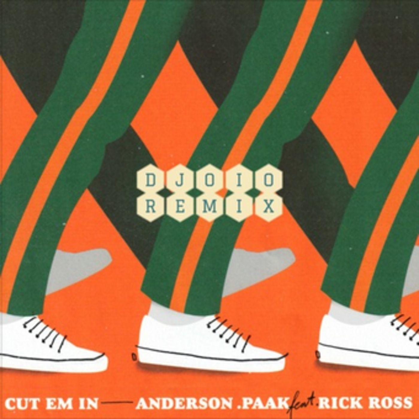 Anderson .Paak X DJ OiO - CUT EM IN (TikTok Edit)