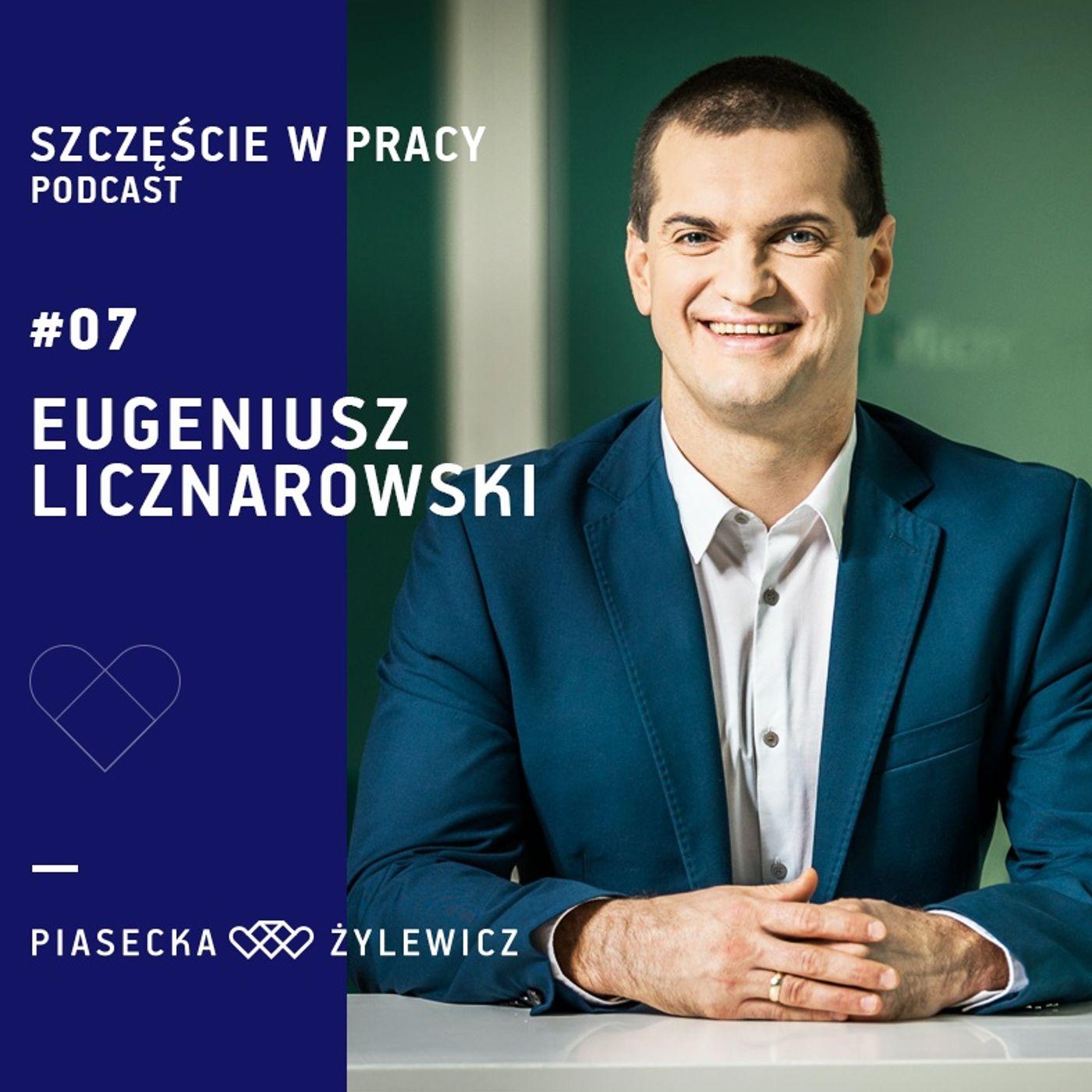 #07 Eugeniusz Licznarowski