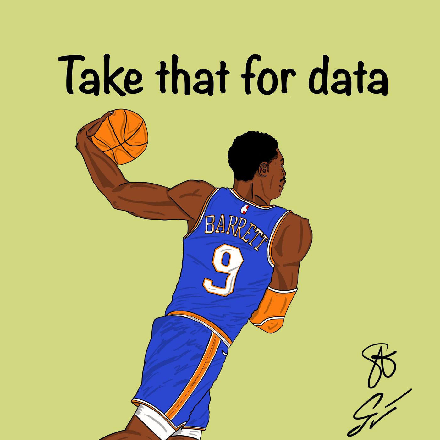 EP19: Take that for data