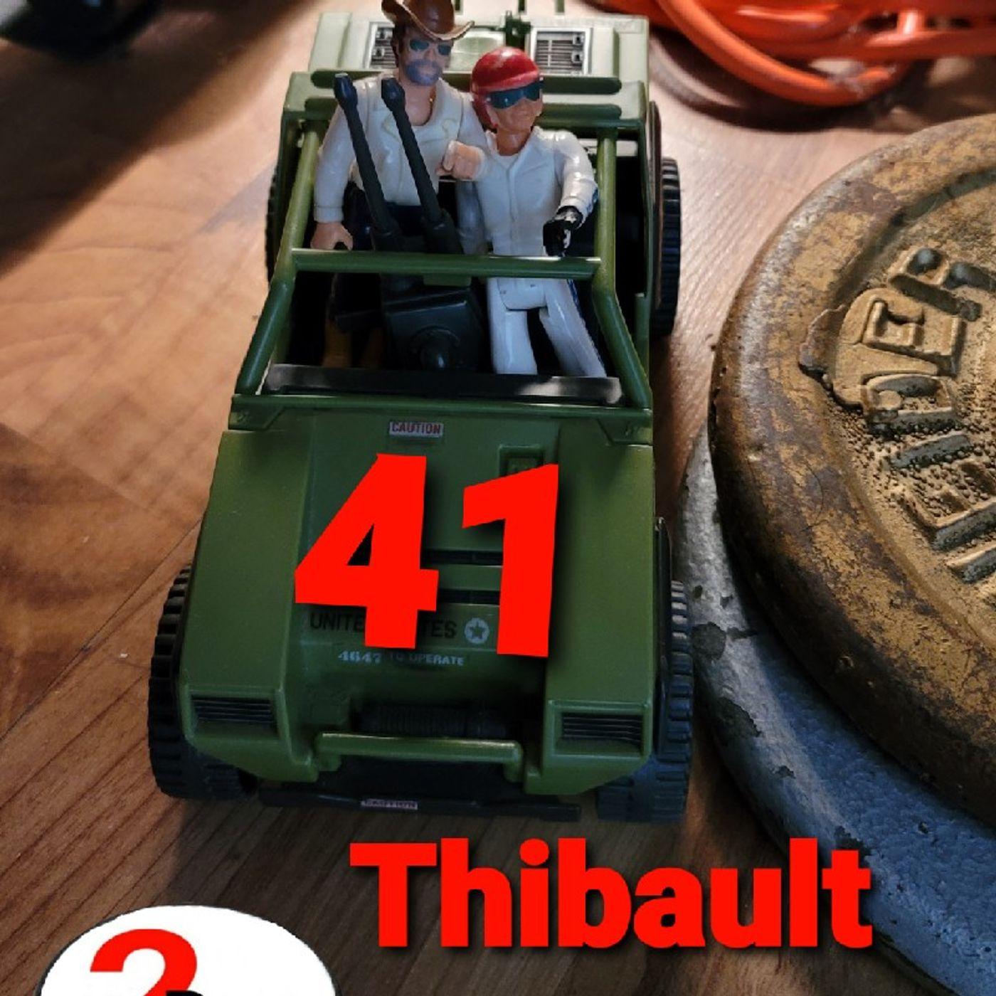 Episode 41 -Thibault