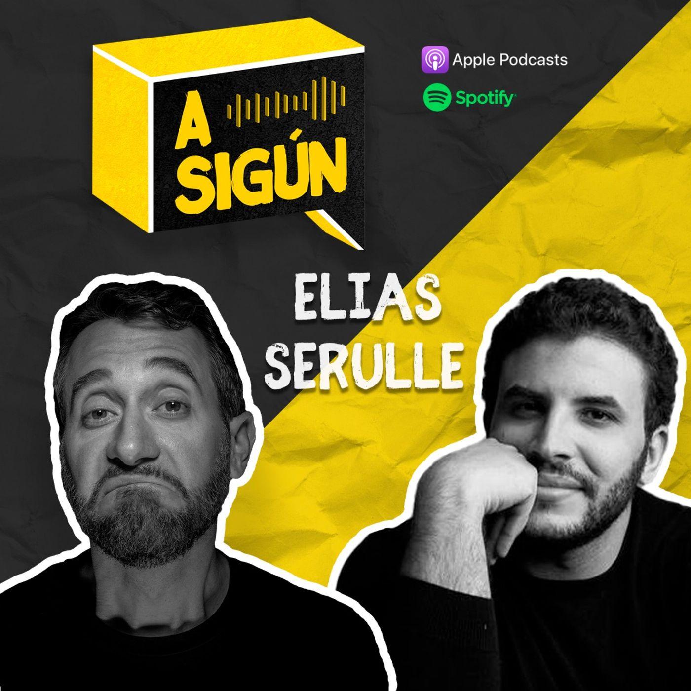 010. A SIGÚN: Elías Serulle