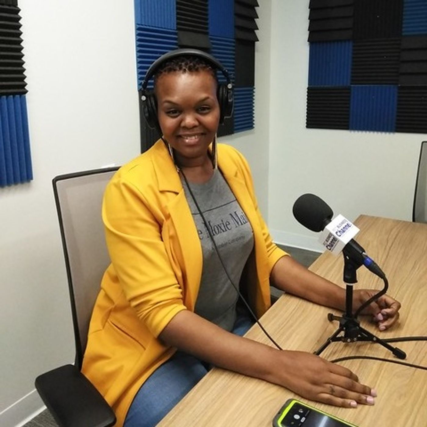 Corporate America to Entrepreneurship Founder of The Moxie Maids on Georgia Podcast