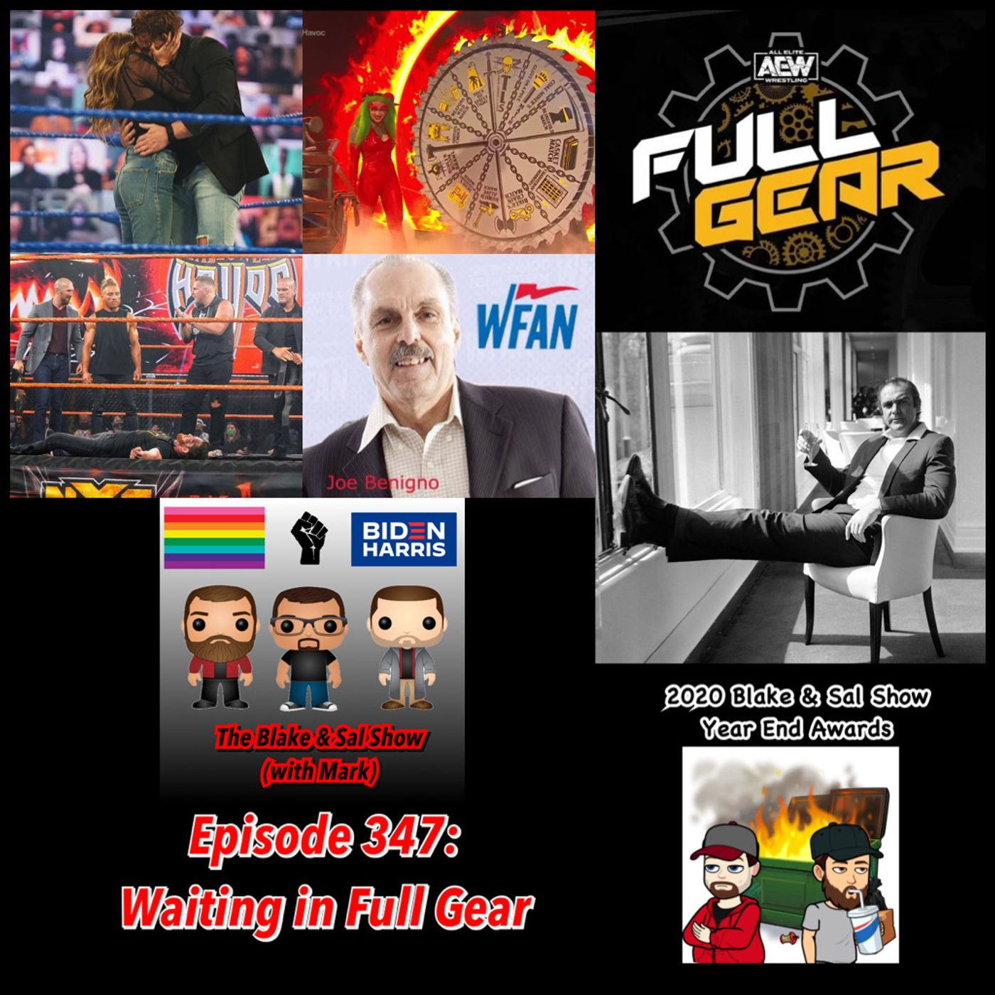 Episode 347: Waiting in Full Gear (featuring the AEW Cody Rhodes Media Call)
