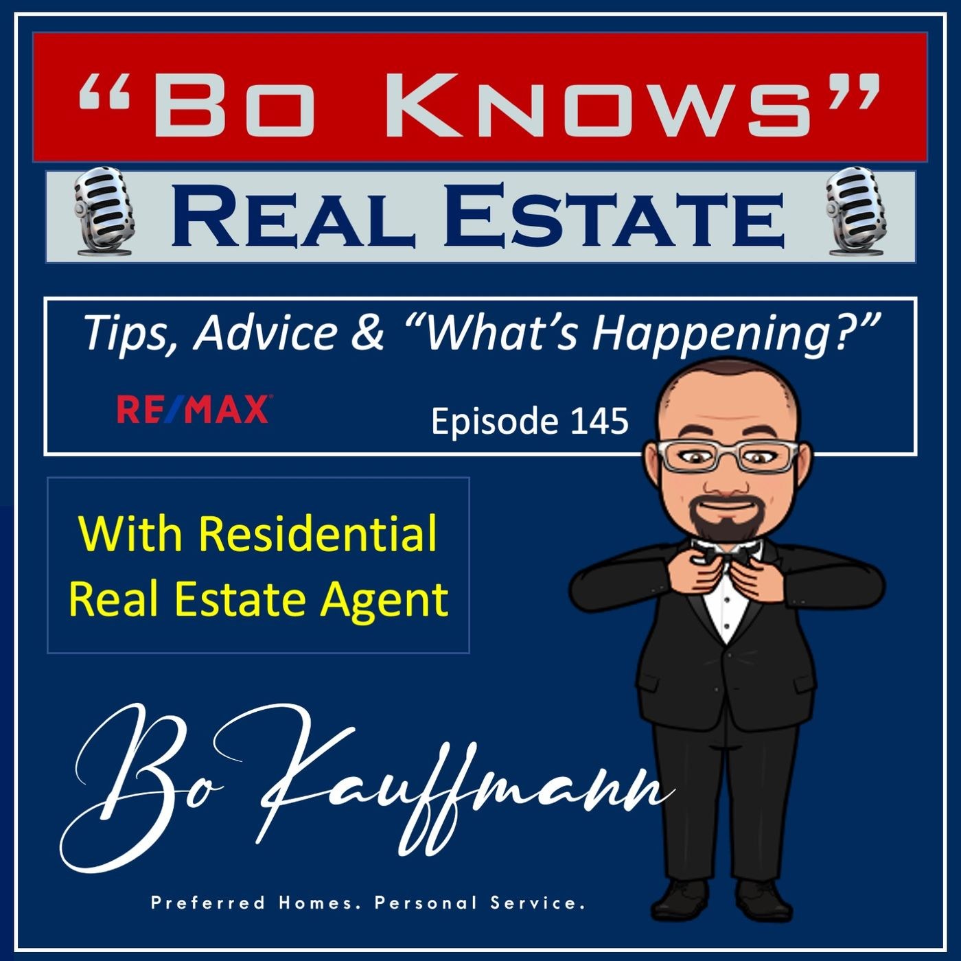 (EP: 145) Luxury Homes Market - Interview with Luxury Home Real Estate Agent