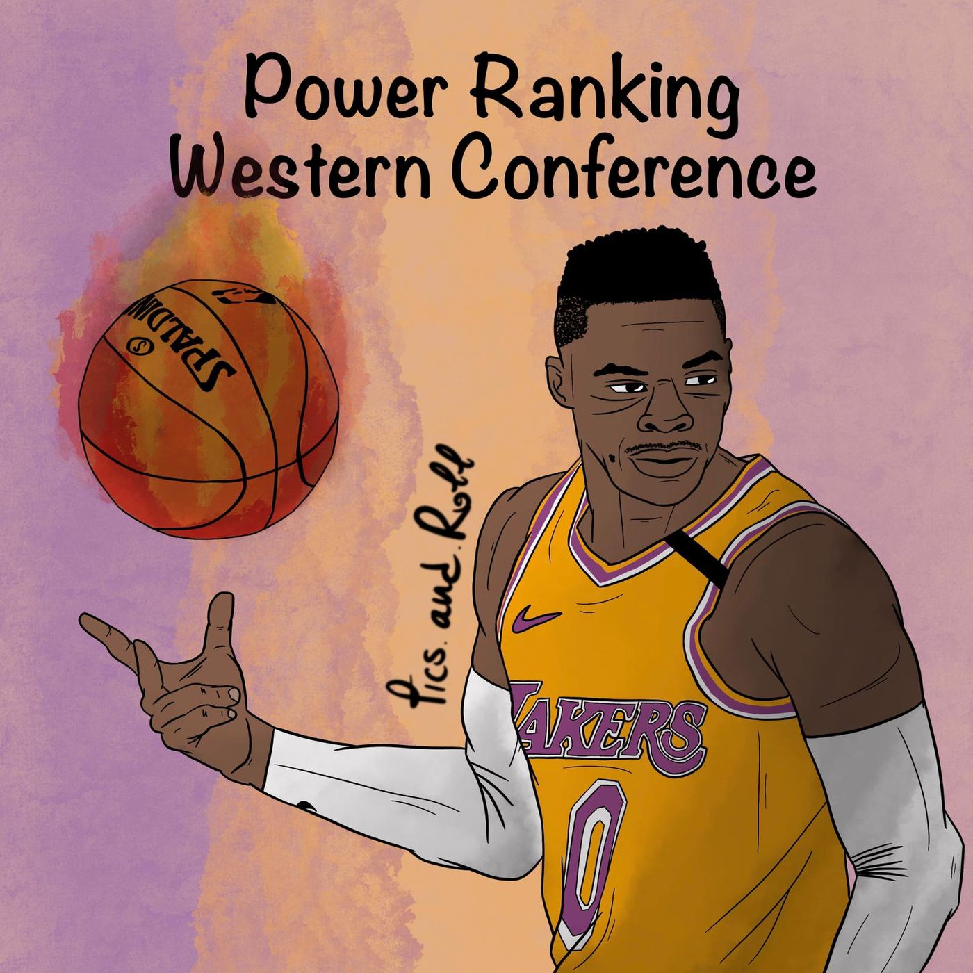 S3EP01: Power Ranking Western Conference