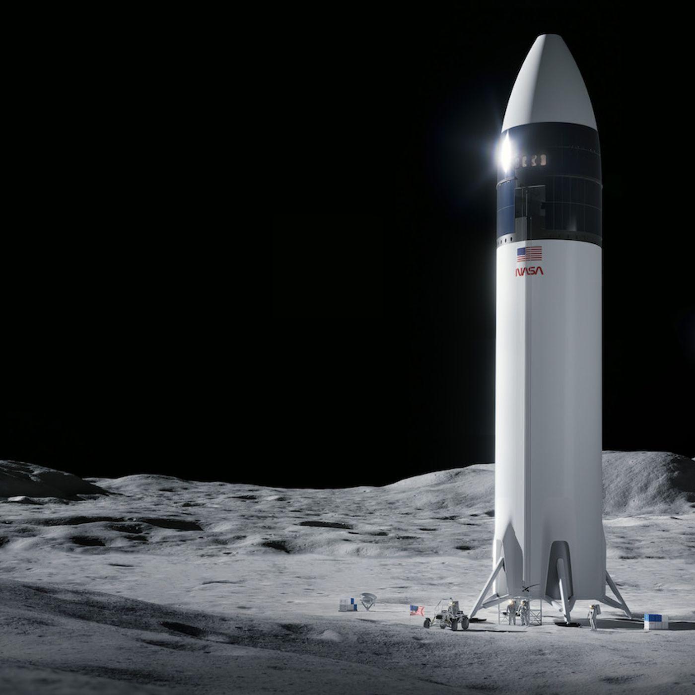 SpaceX porterà i prossimi astronauti sulla Luna