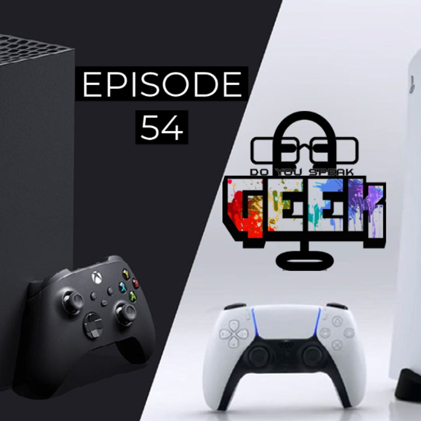 Episode 54 (PS5, Xbox Series, Johnny Depp, AEW and more)