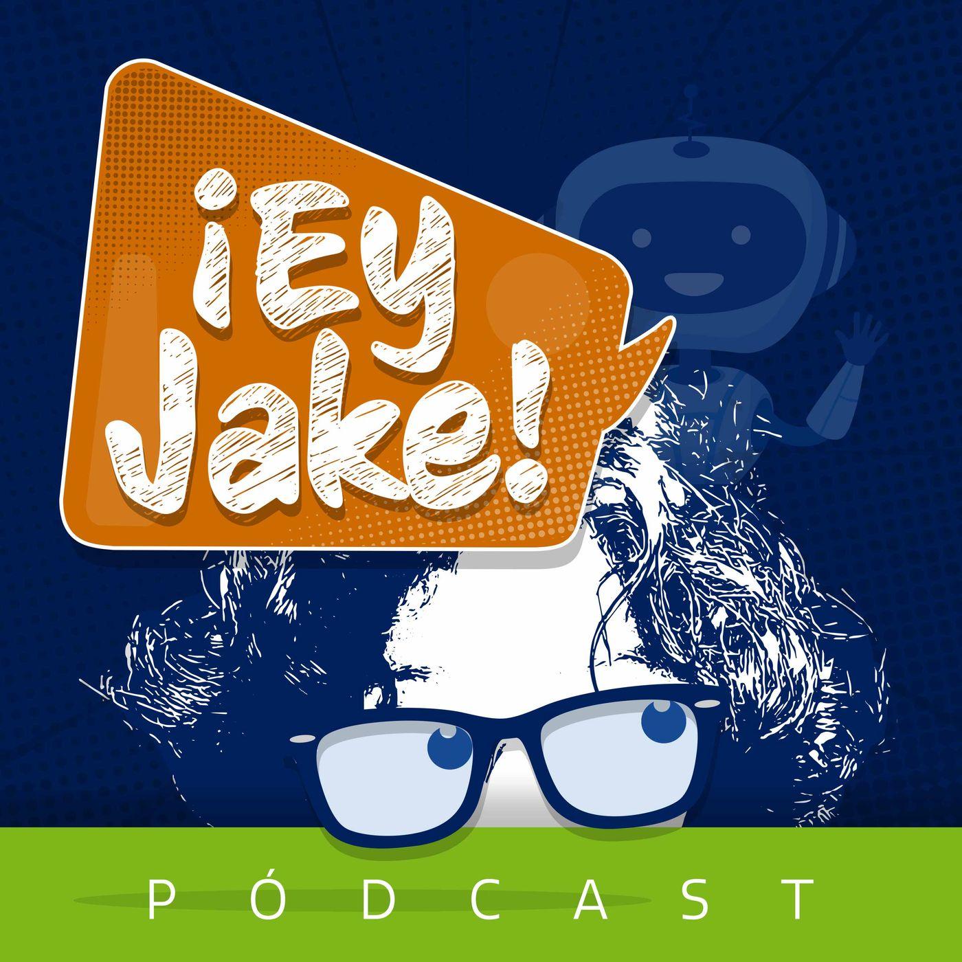 Te invitamos a oír y seguir nuestra segunda temporada: ¡Ey Jake!