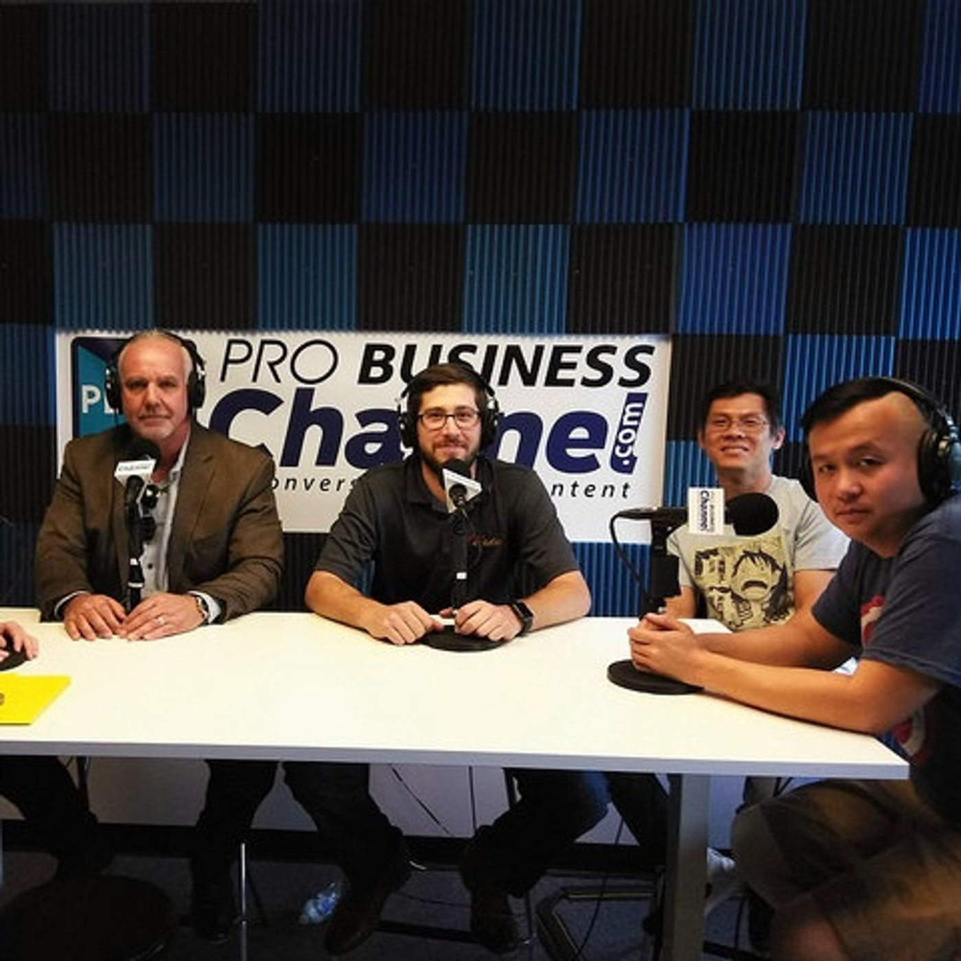 Poke Burri, Office Evolution and DCV Franchise Group Interview on Franchise Business Radio