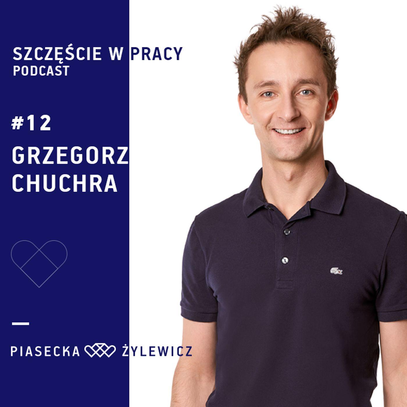#12 Grzegorz Chuchra