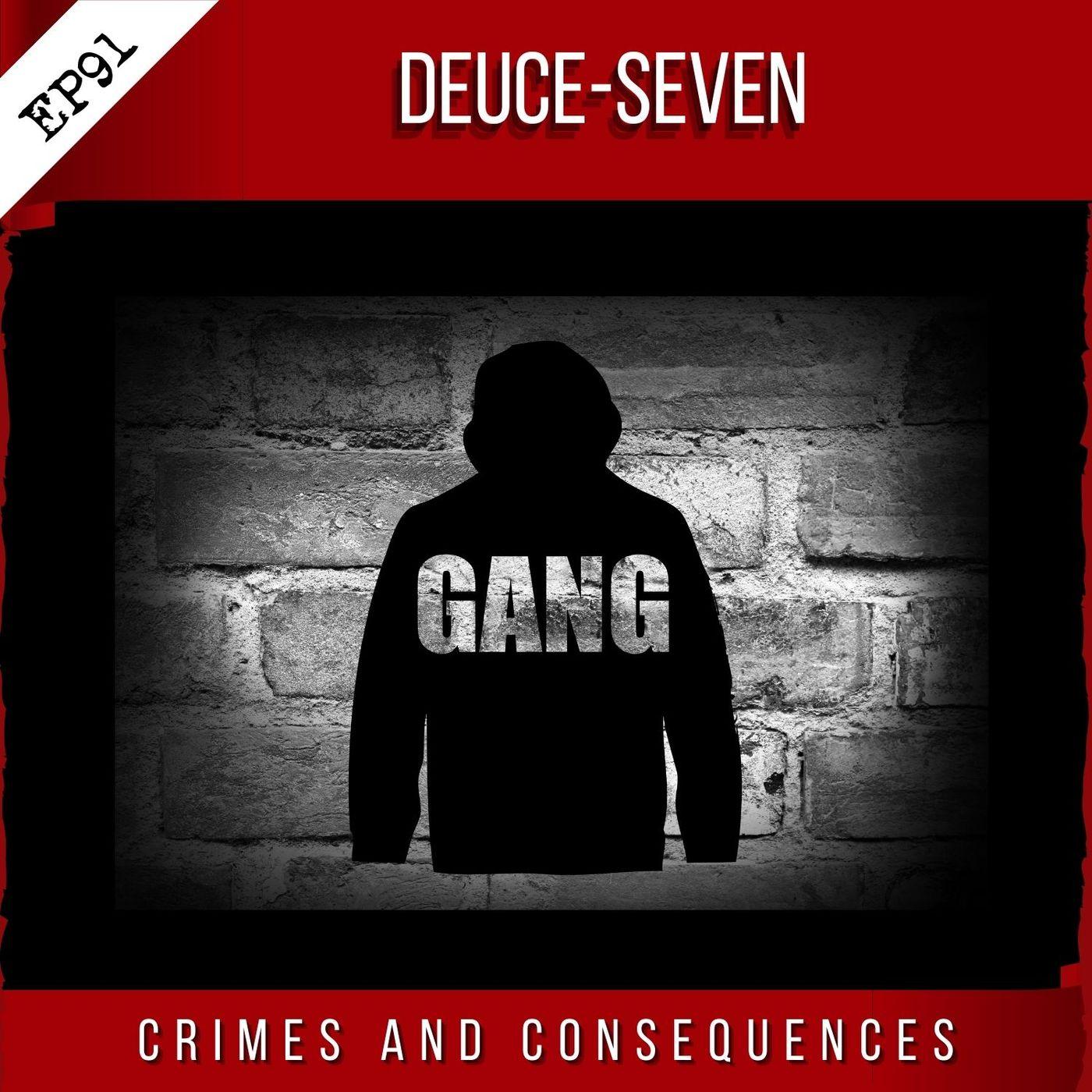 EP91: Deuce-Seven's Barbaric Murder of Brandy Duvall