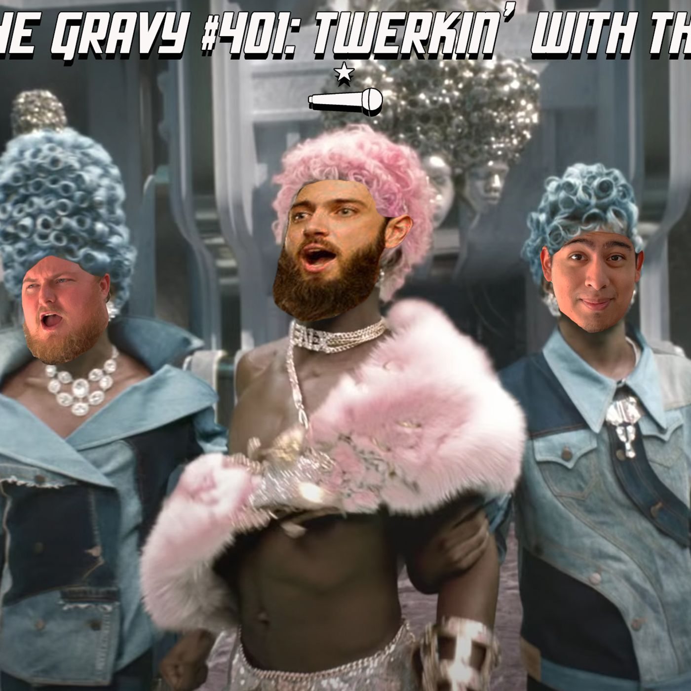Pass The Gravy #401: Twerkin' With The Devil