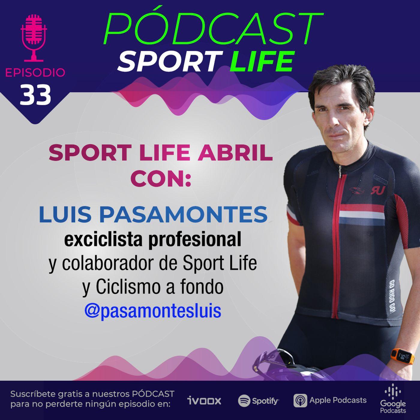 Cómo ganar fuerza y potencia en bici de carretera, con Luis Pasamontes