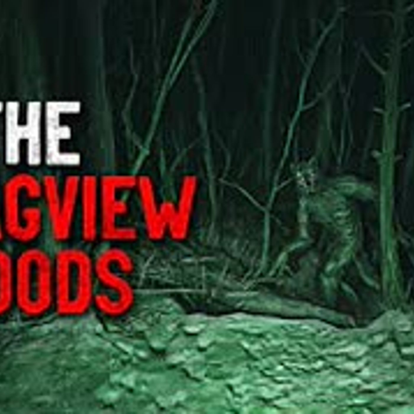 """The Stragview Woods"" Creepypasta"