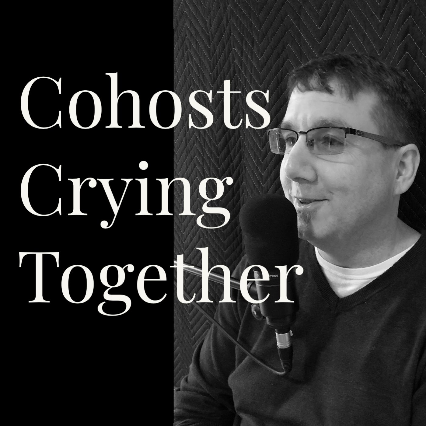 Cohosts Crying Together