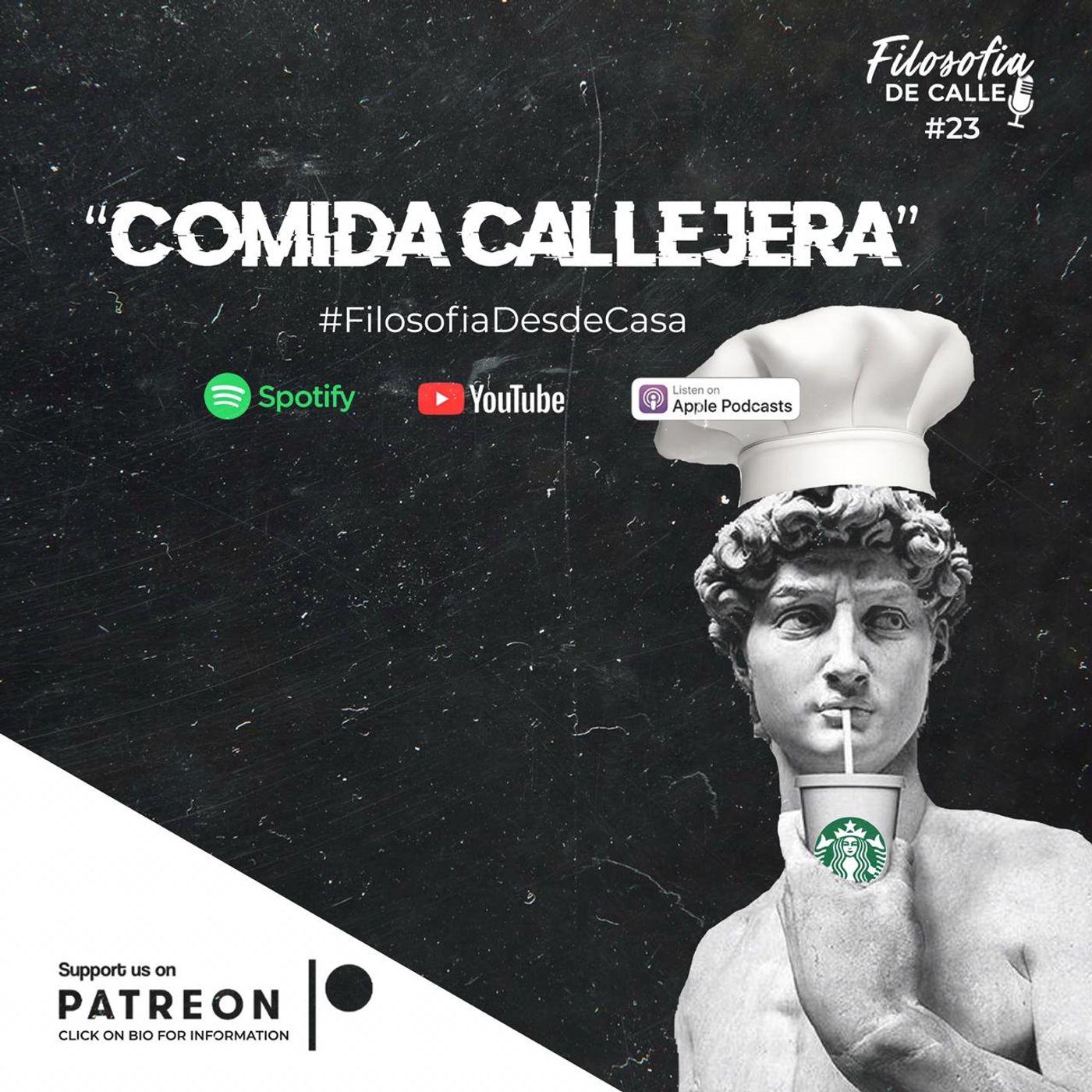 023. Comida Callejera