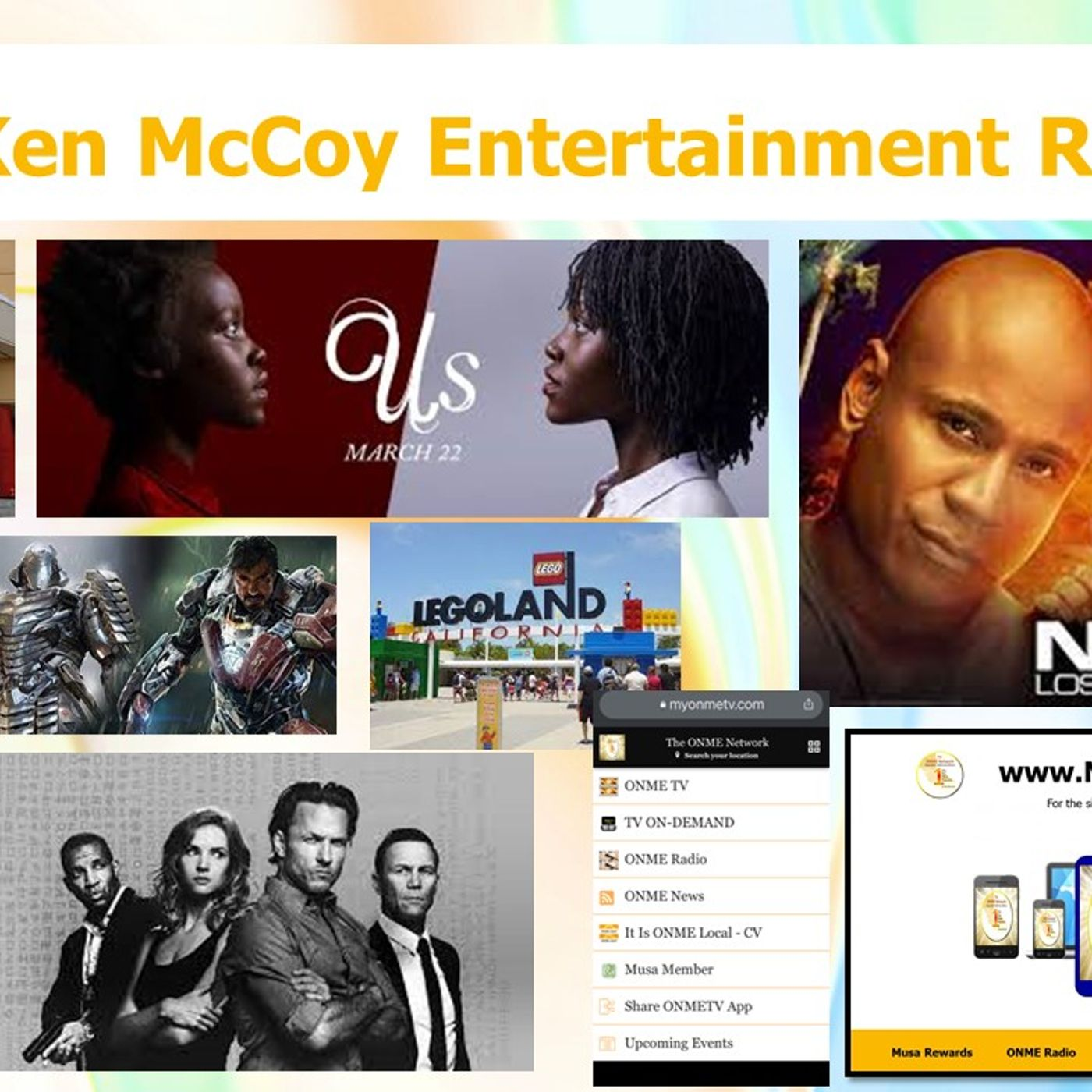 KMER 63:  McCoy recaps on movie theaters reopening and flashback to 'Us' movie