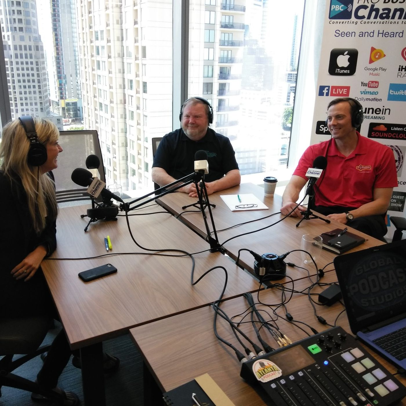Mr. Handyman, Neighborly Brands and Rytech on Franchise Business Radio
