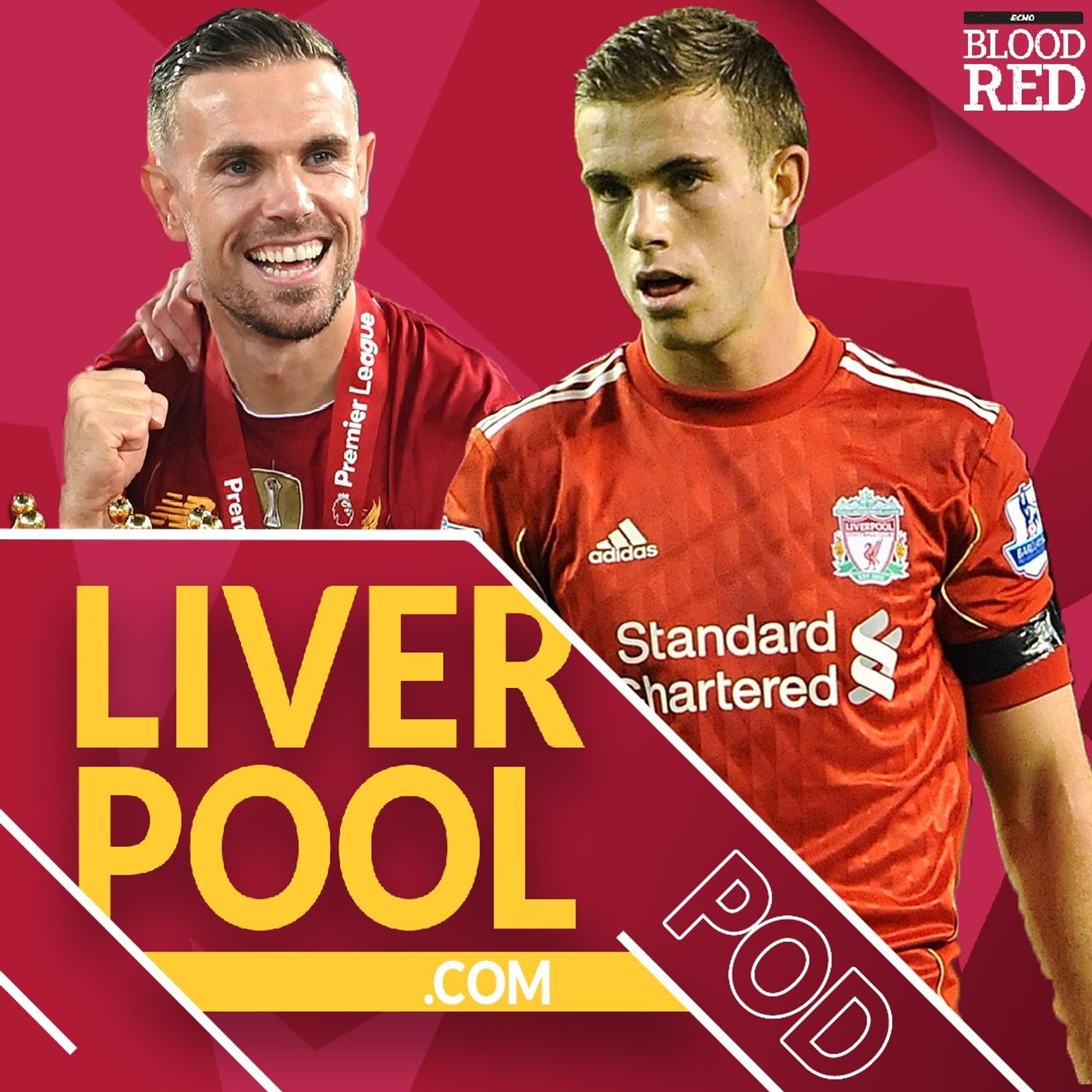 Liverpool.com podcast: Jordan Henderson at Liverpool   Early days to player and man he is now