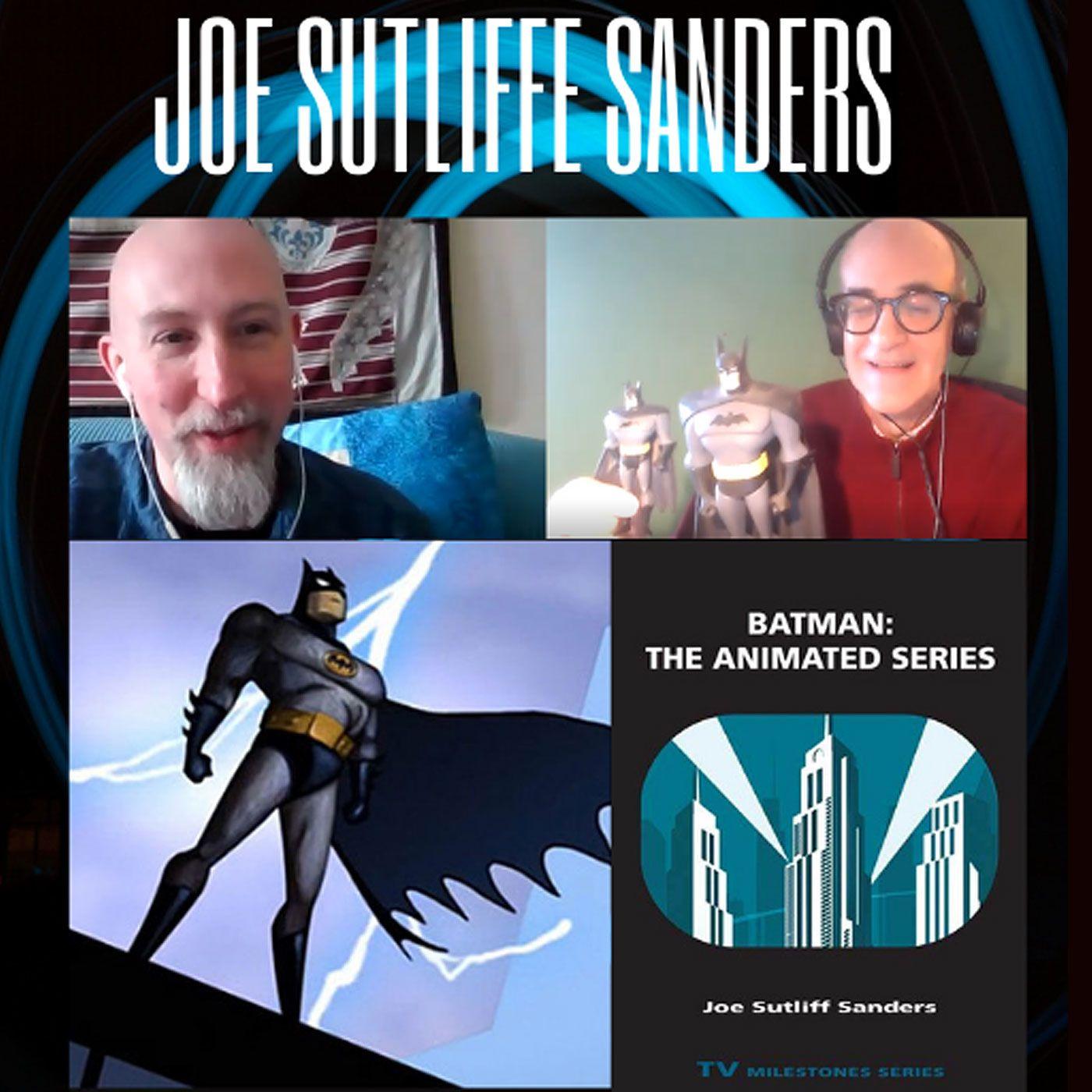 Byte Joe Sutliff Sanders BTAS Book