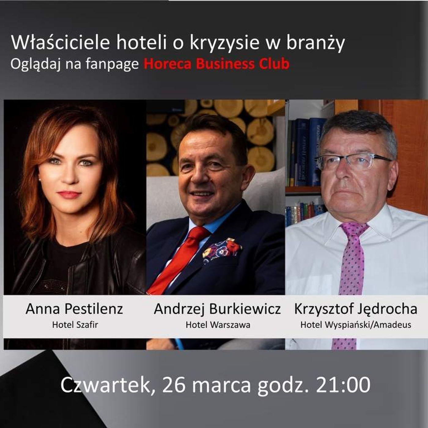 TOP Hotelarze, odc. 16 - Właściciele hoteli o kryzysie w branży
