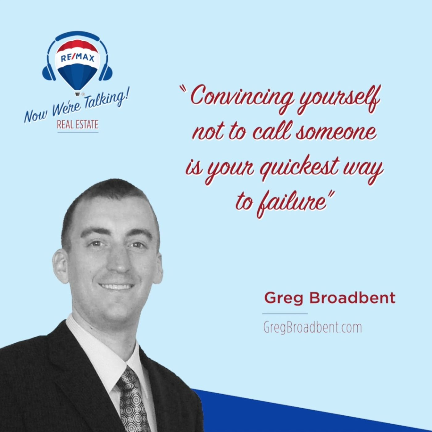 """Greg Broadbent: Blending Traditional and New Sales Techniques."""