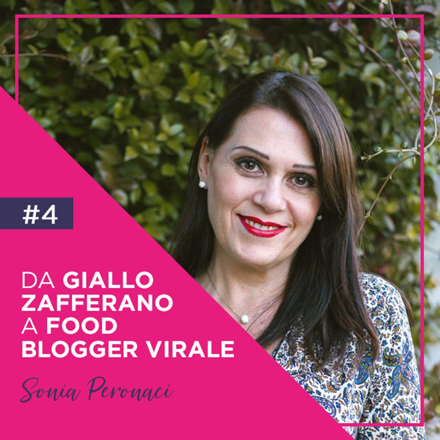 Da Giallo Zafferano a Food Blogger Virale con Sonia Peronaci