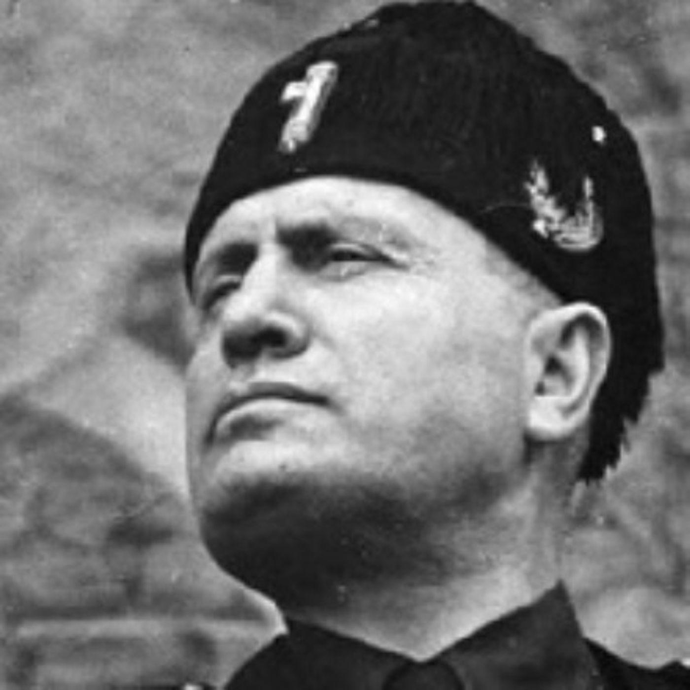 Mussolini ateo e socialista (come Hitler e il nazional-socialismo, detto nazismo)