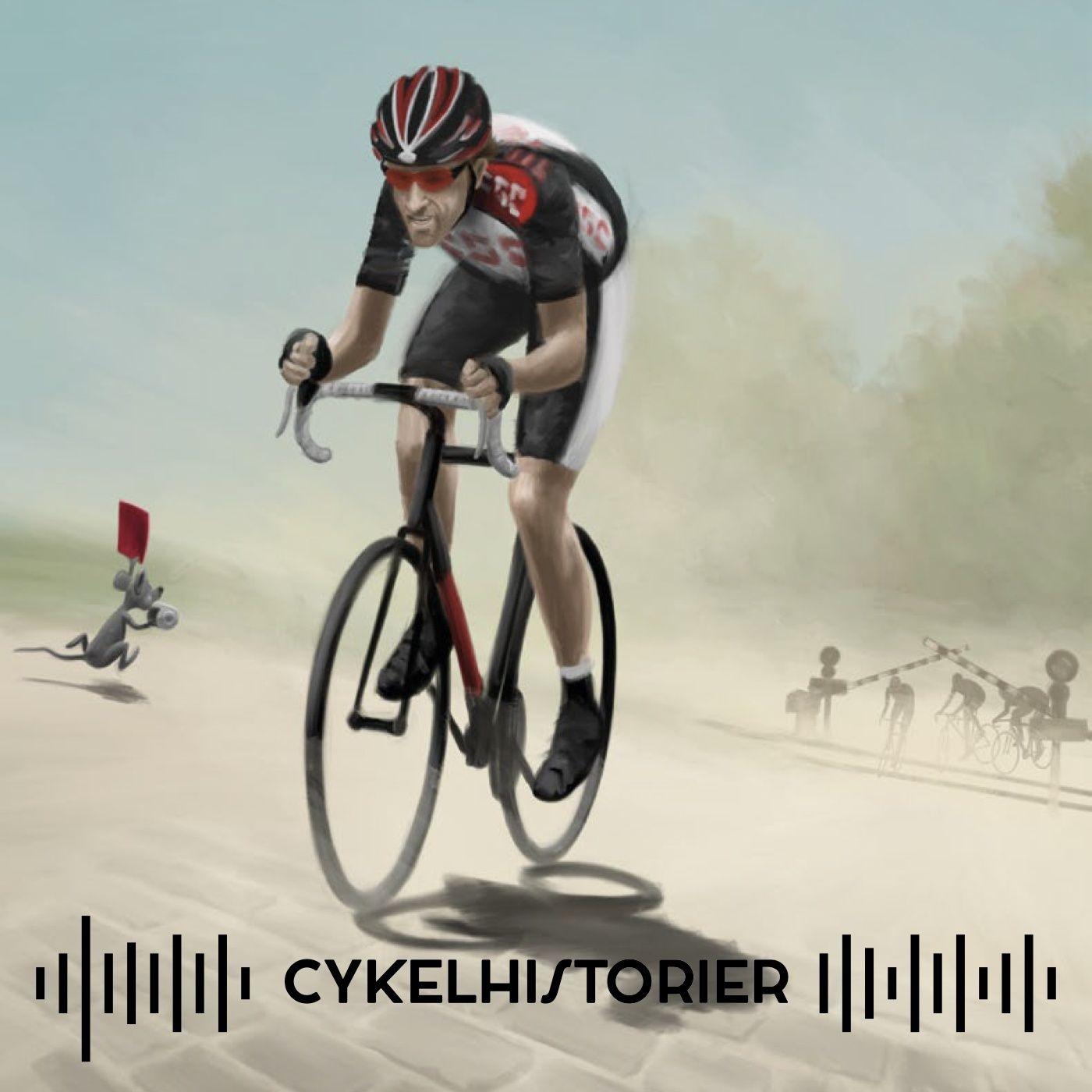 EP03 Oprøret på Brostenene · Fabian Cancellara · Paris-Roubaix 2006