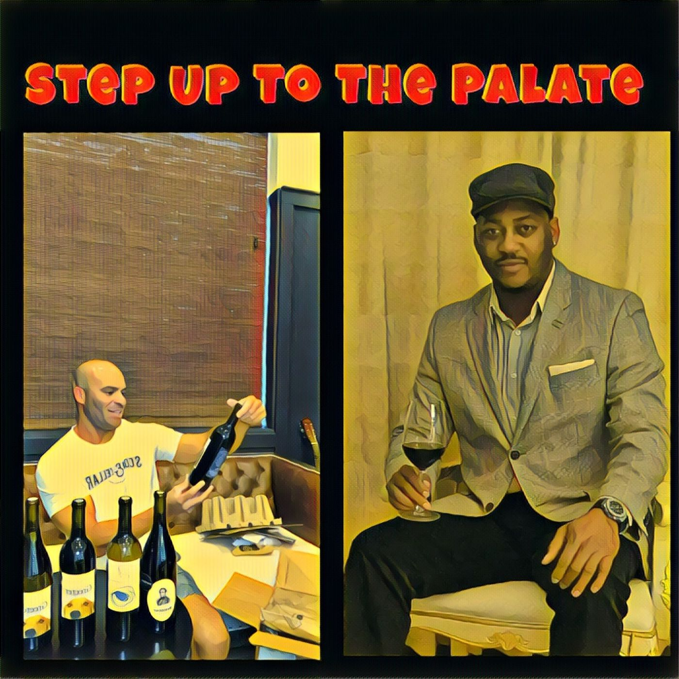 """""""Step Up To The Palate"""""""