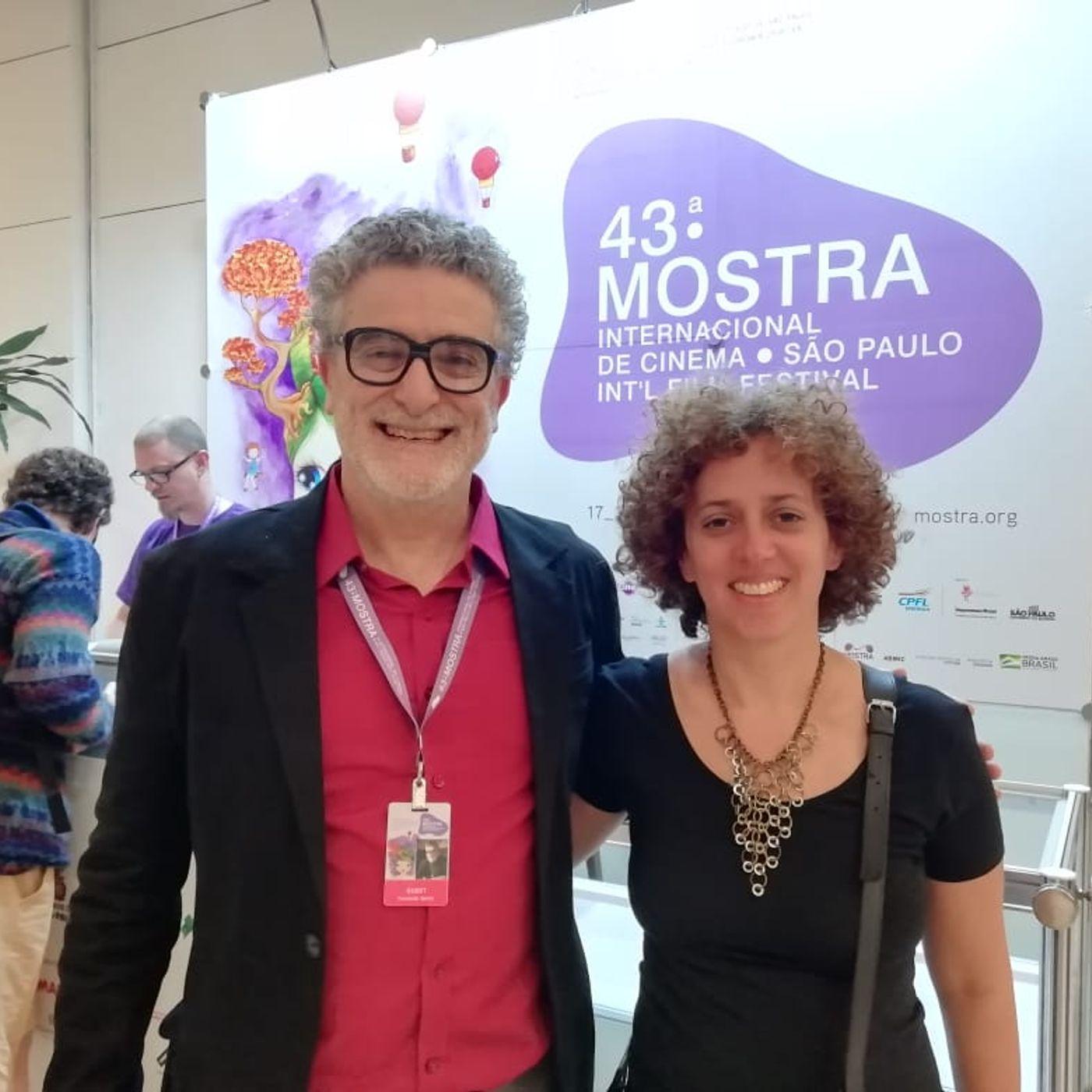 Los especiales de GPS Audiovisual - Productores Audiovisuales T2 - E31 Magdalena Schavelzon y Fernando Spiner (Boya Films)