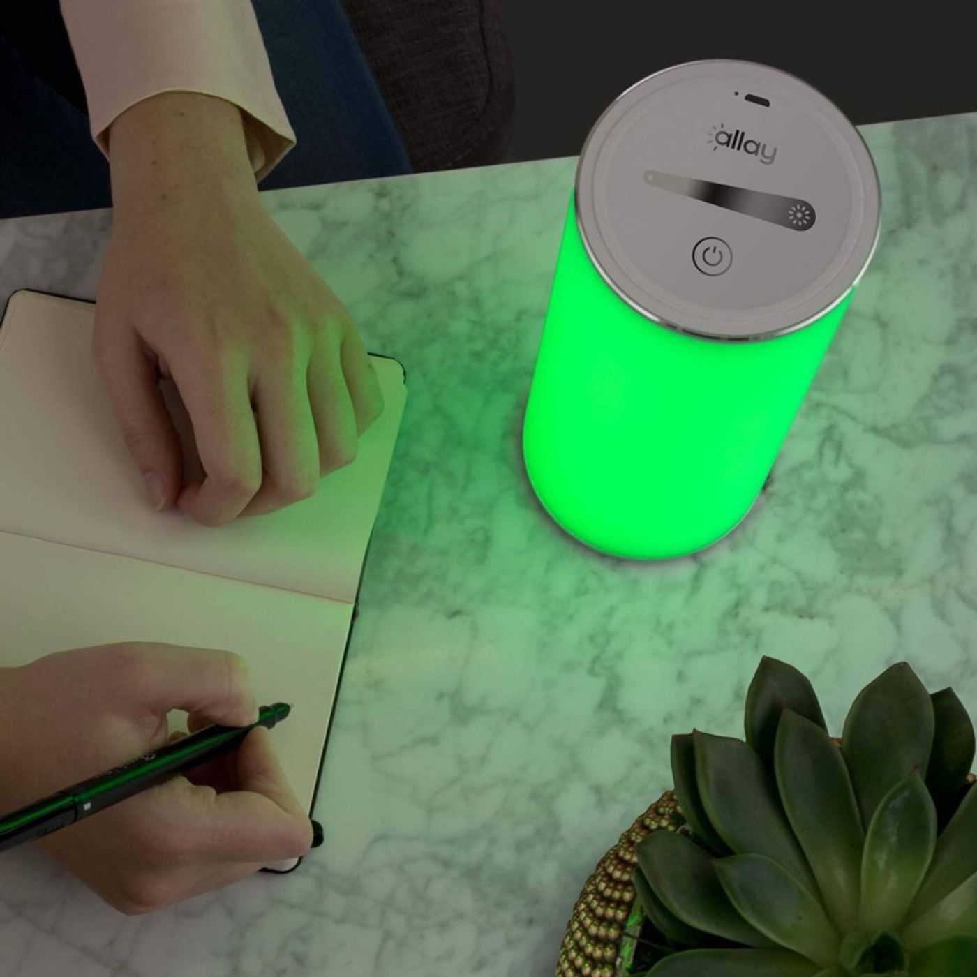 Quality Sleep and Migraine Relief: The Allay Lamp