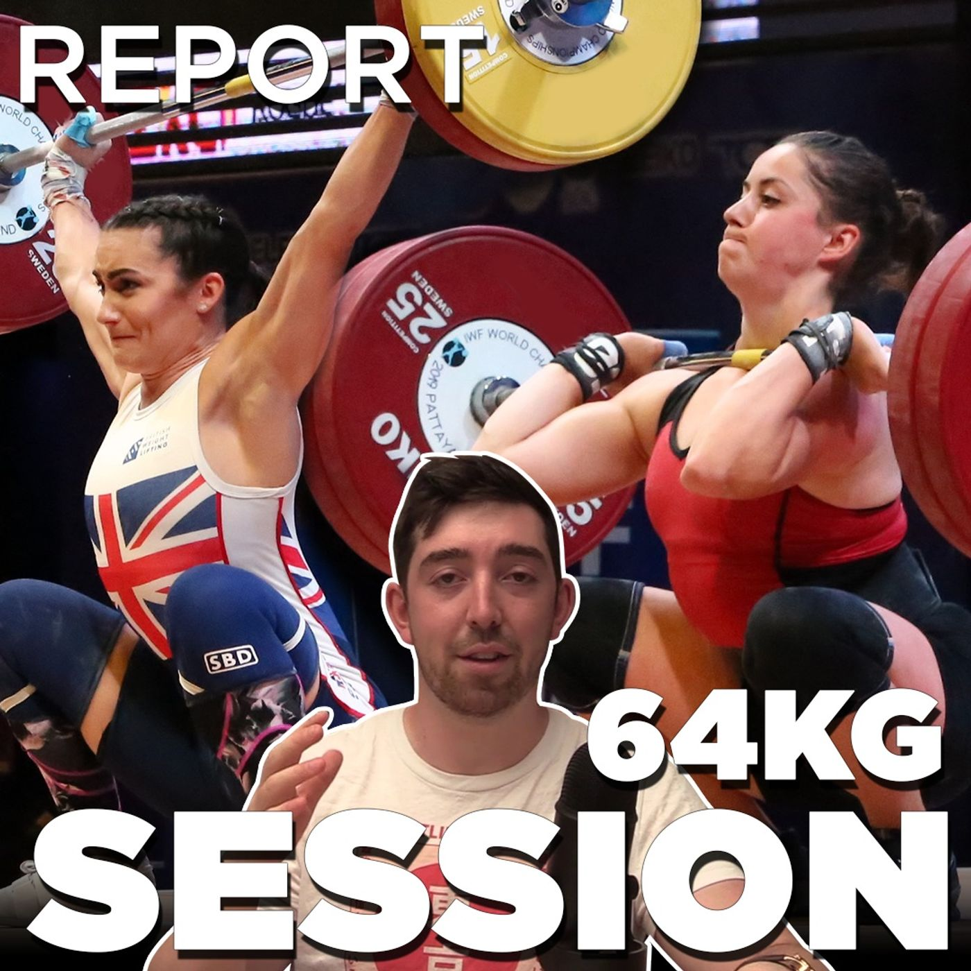 Tokyo Weightlifting W64 REPORT