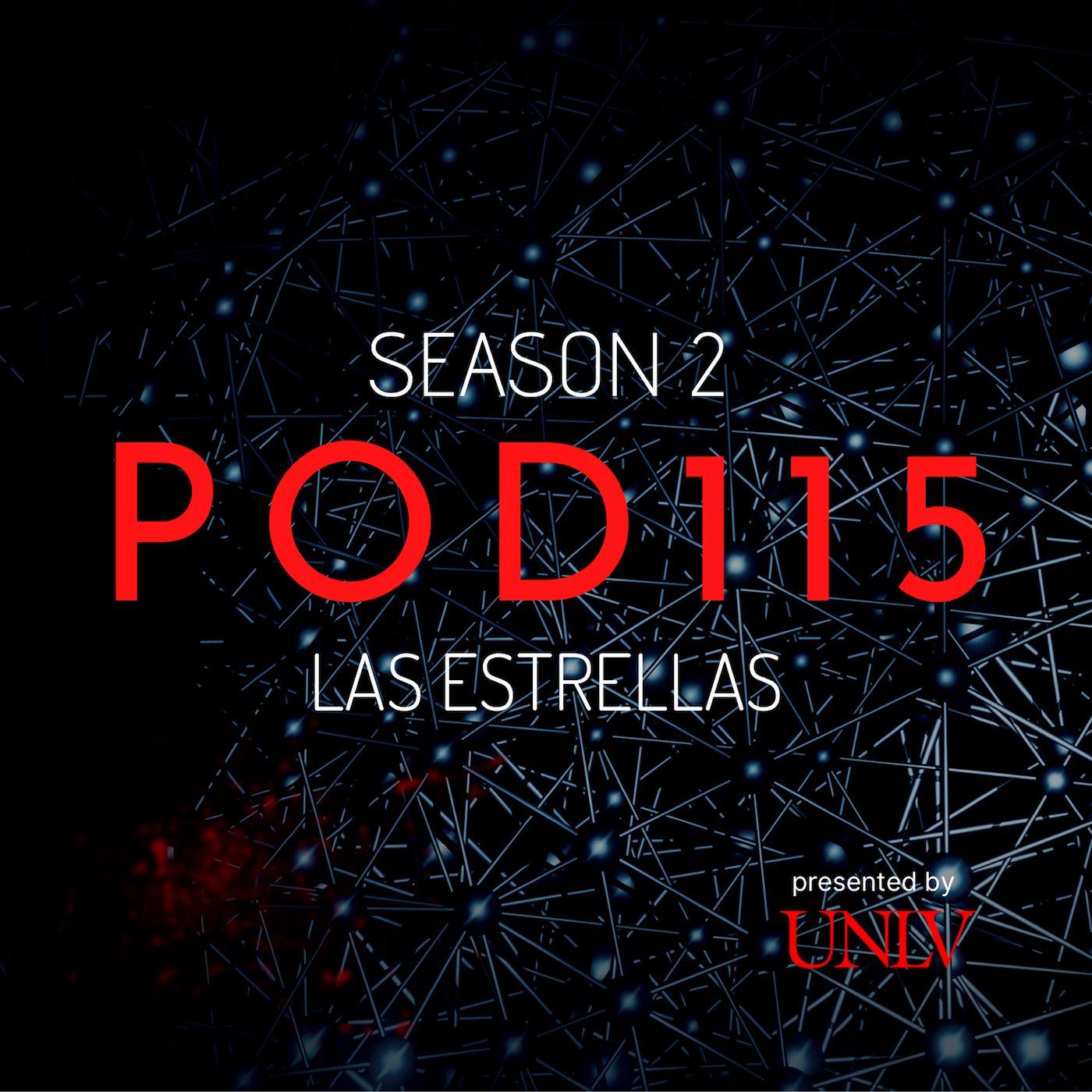 """    POD115 "" Podcast"